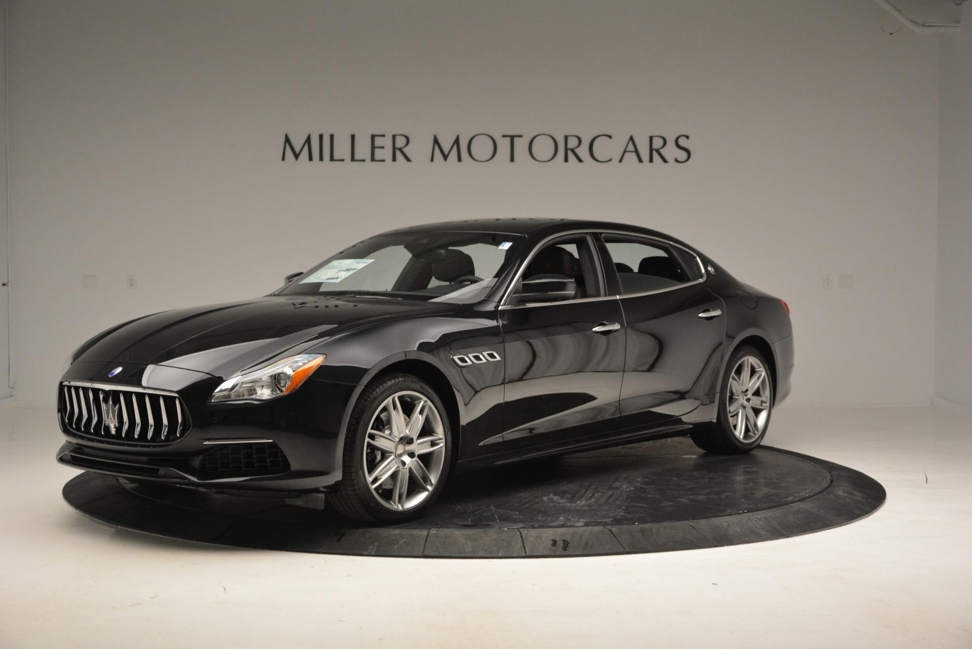 New 2017 Maserati Quattroporte S Q4 GranLusso For Sale In Greenwich, CT. Alfa Romeo of Greenwich, W382 777_p2