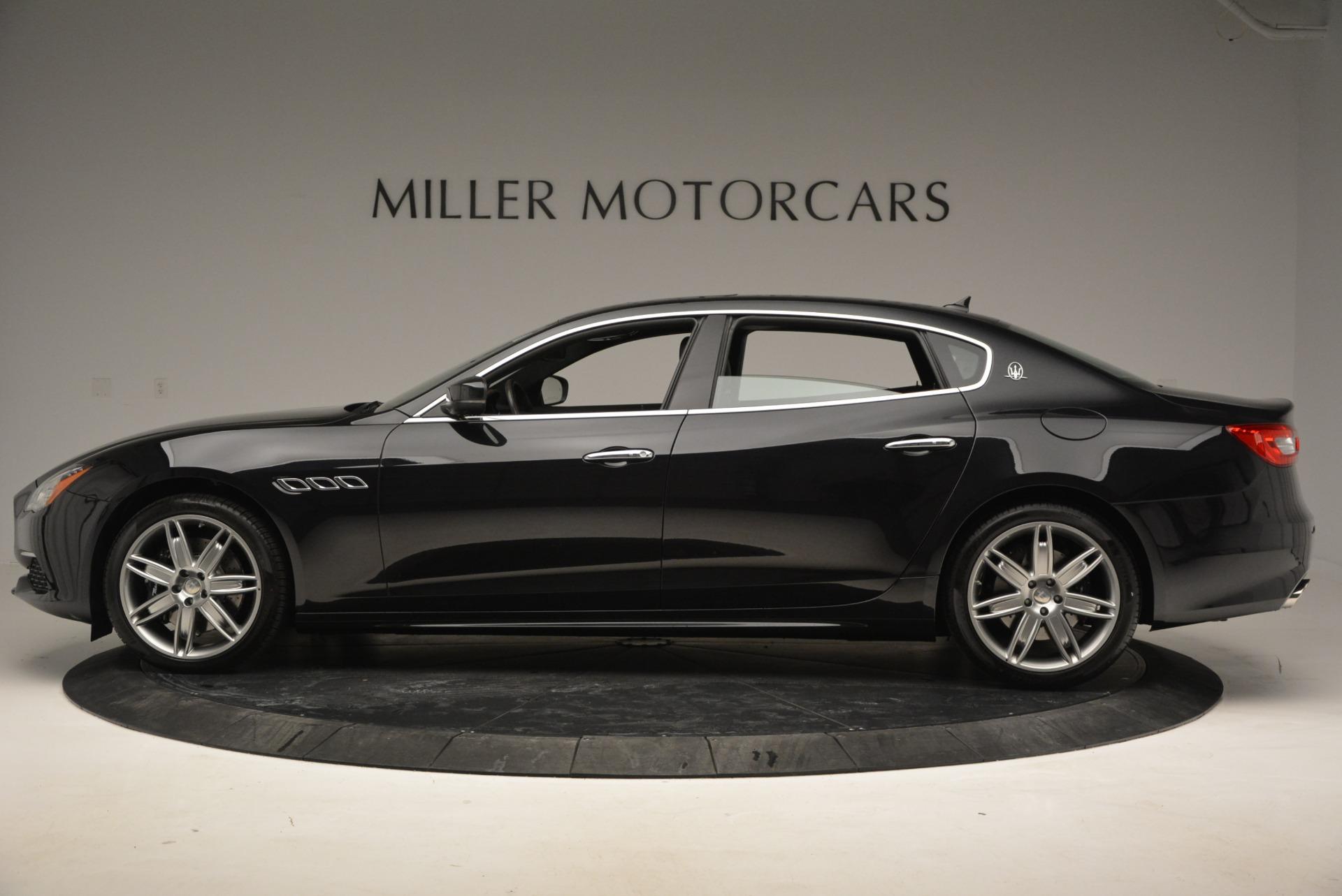 New 2017 Maserati Quattroporte S Q4 GranLusso For Sale In Greenwich, CT. Alfa Romeo of Greenwich, W382 777_p3
