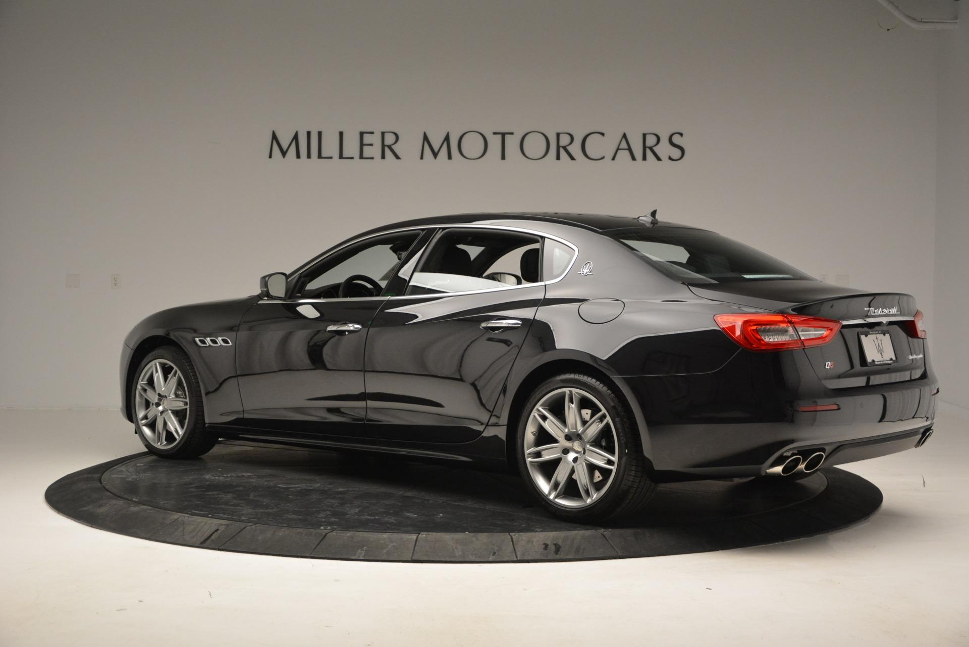 New 2017 Maserati Quattroporte S Q4 GranLusso For Sale In Greenwich, CT. Alfa Romeo of Greenwich, W382 777_p4