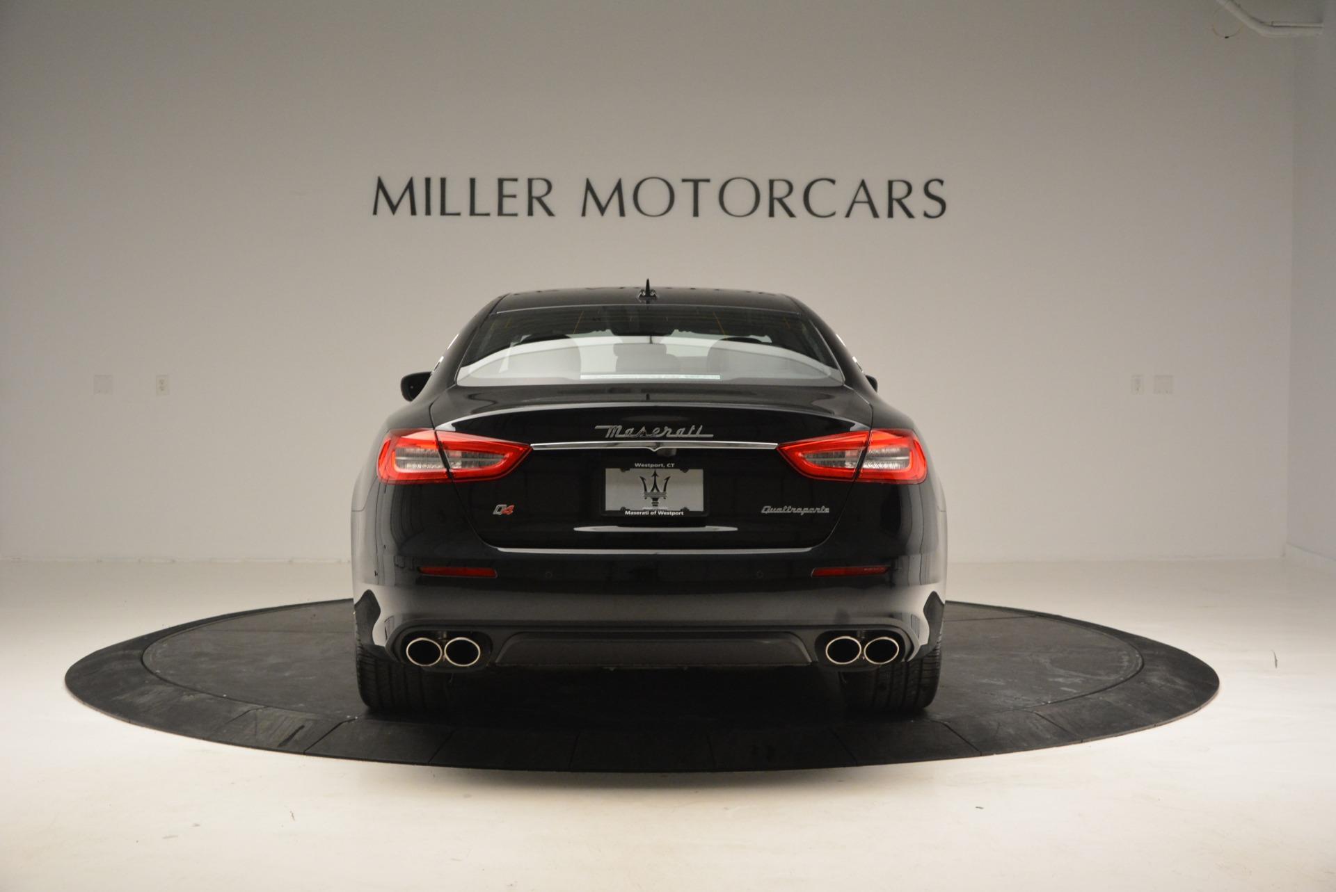 New 2017 Maserati Quattroporte S Q4 GranLusso For Sale In Greenwich, CT. Alfa Romeo of Greenwich, W382 777_p6
