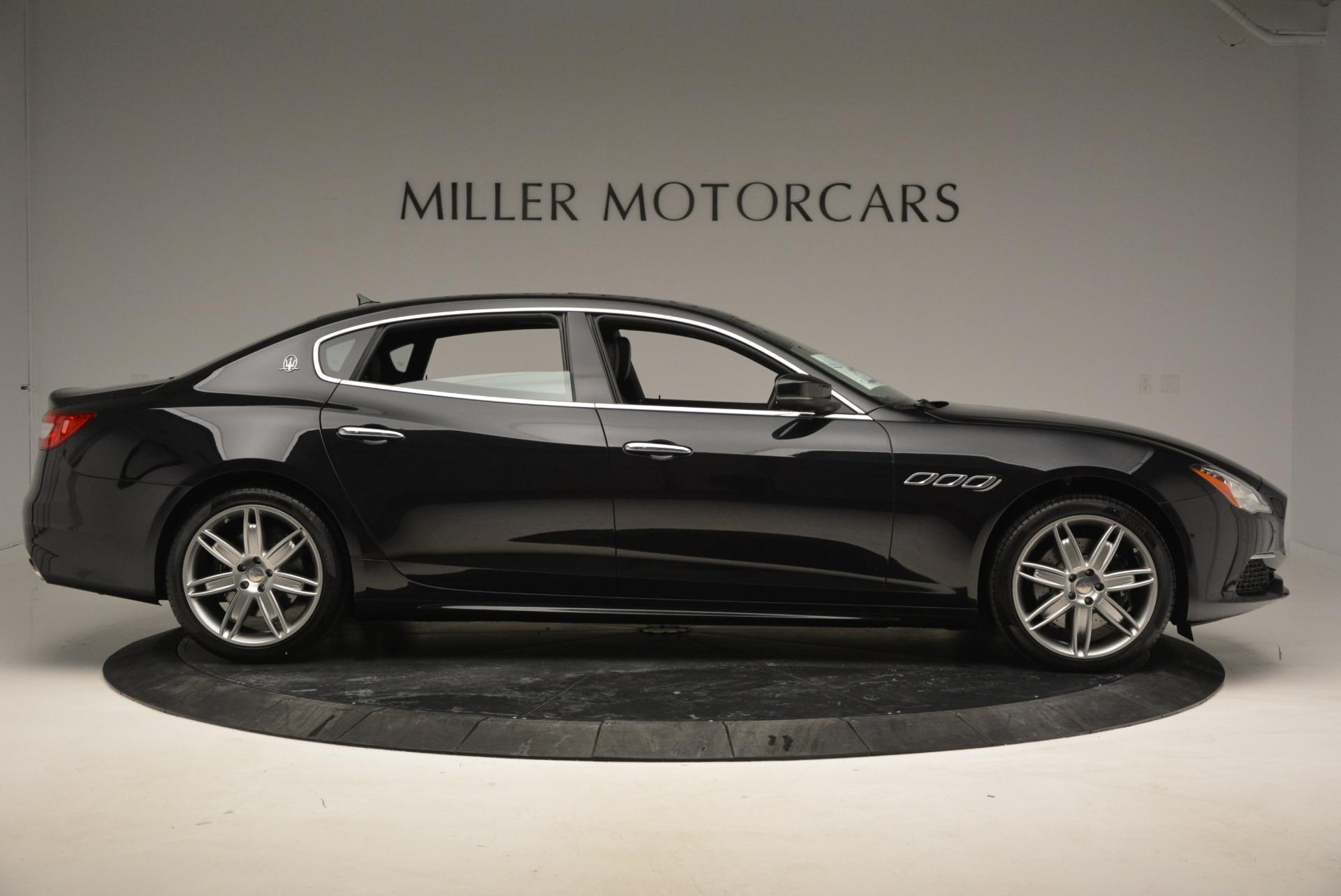 New 2017 Maserati Quattroporte S Q4 GranLusso For Sale In Greenwich, CT. Alfa Romeo of Greenwich, W382 777_p9