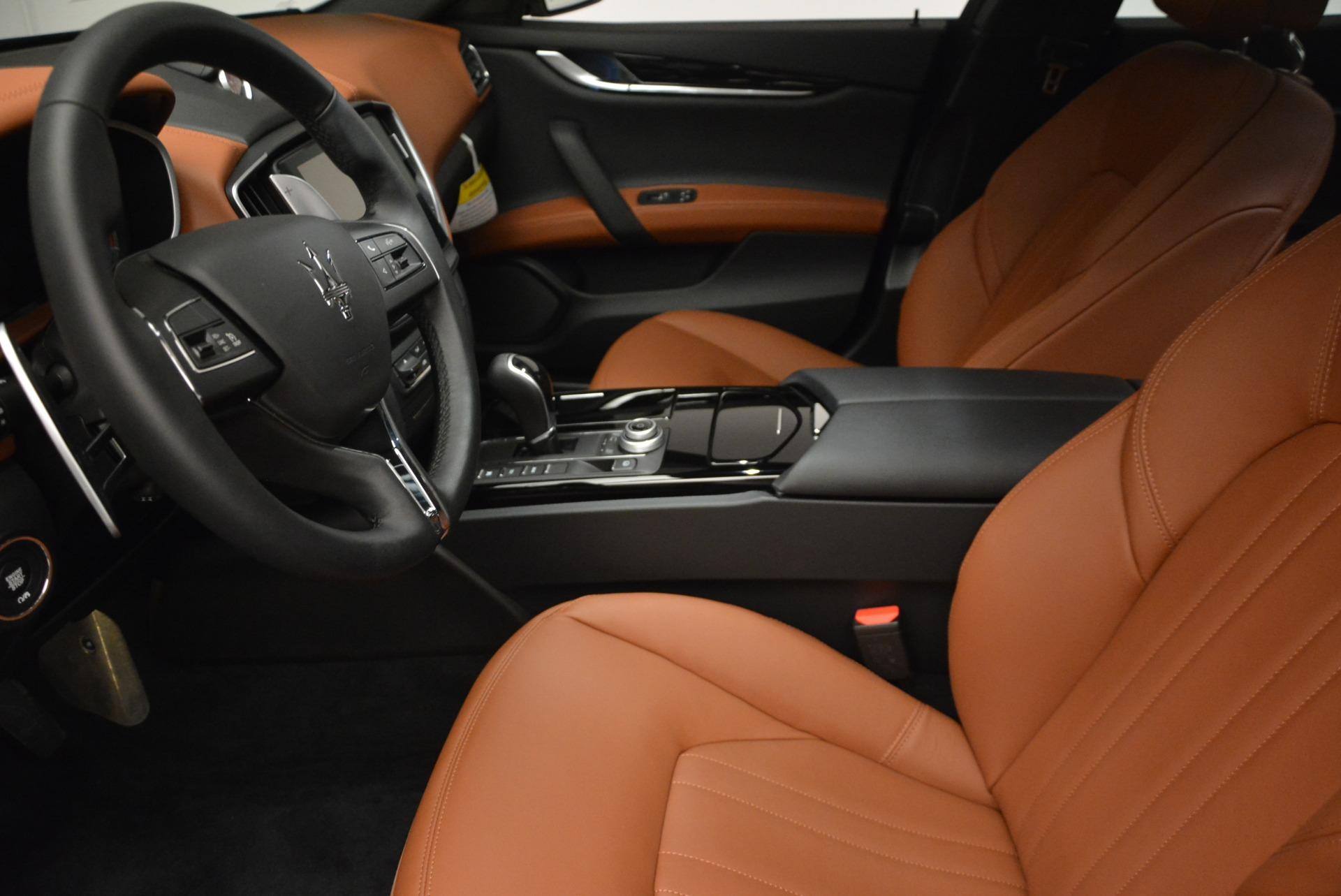 New 2017 Maserati Ghibli S Q4 For Sale In Greenwich, CT. Alfa Romeo of Greenwich, W379 779_p14
