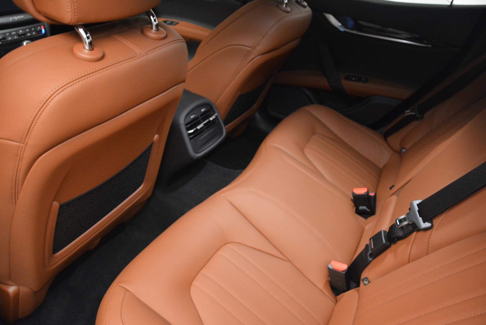 New 2017 Maserati Ghibli S Q4 For Sale In Greenwich, CT. Alfa Romeo of Greenwich, W379 779_p18
