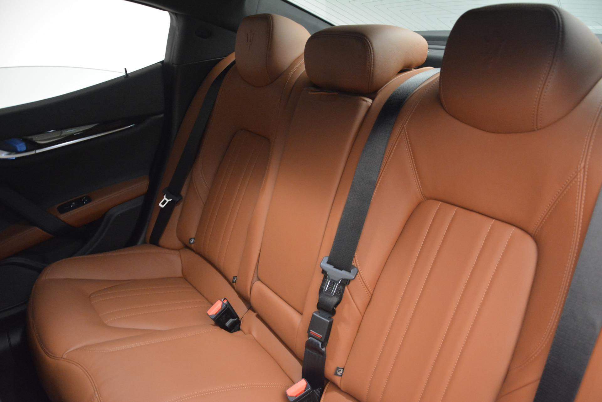 New 2017 Maserati Ghibli S Q4 For Sale In Greenwich, CT. Alfa Romeo of Greenwich, W379 779_p20