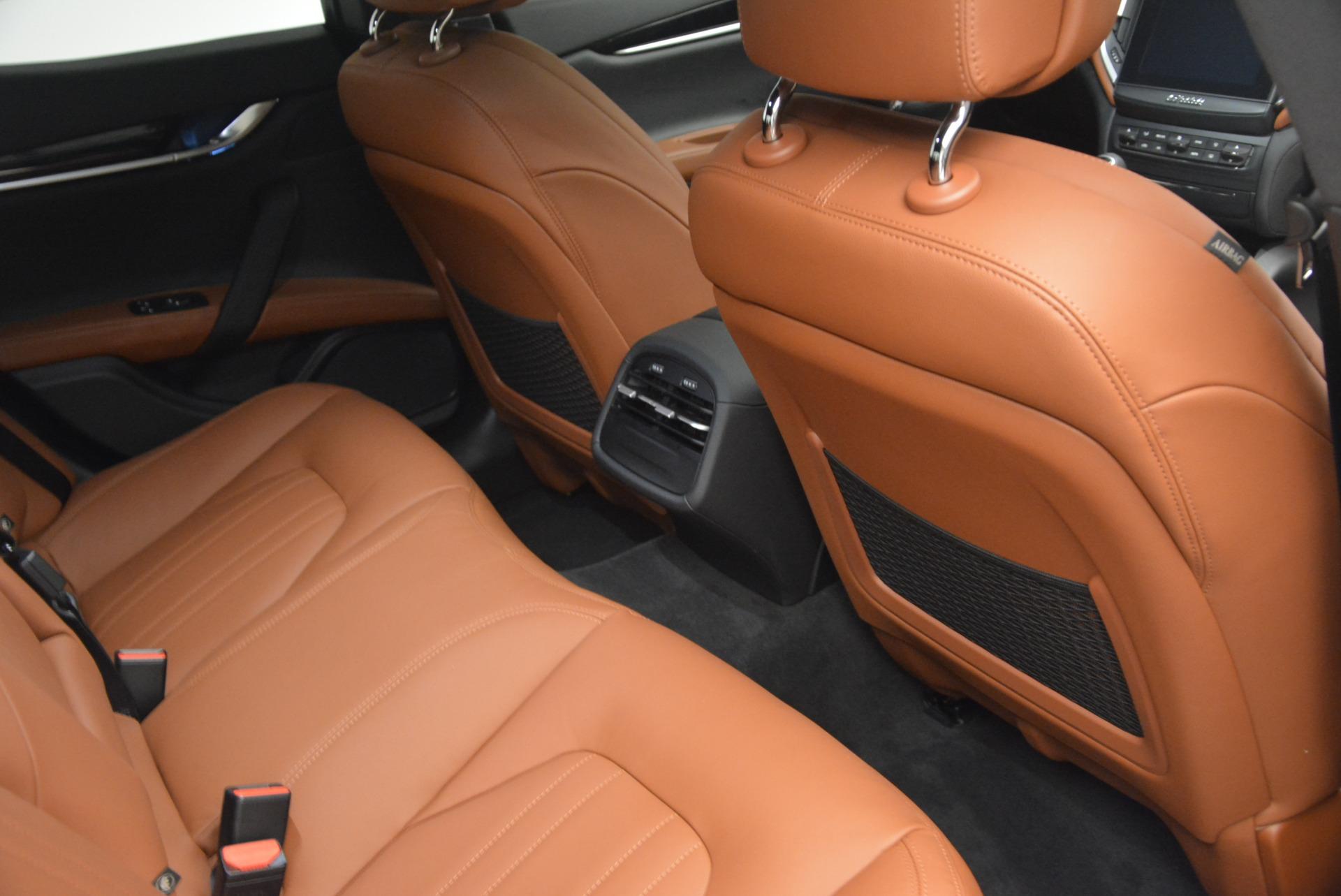 New 2017 Maserati Ghibli S Q4 For Sale In Greenwich, CT. Alfa Romeo of Greenwich, W379 779_p24