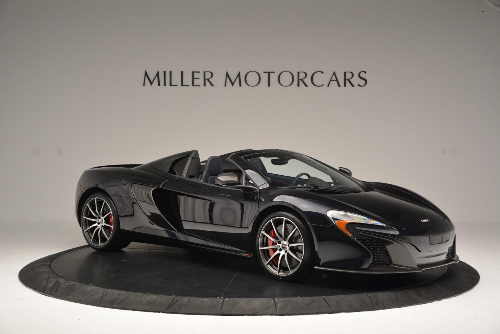 New 2016 McLaren 650S Spider  For Sale In Greenwich, CT. Alfa Romeo of Greenwich, MC217 78_p10