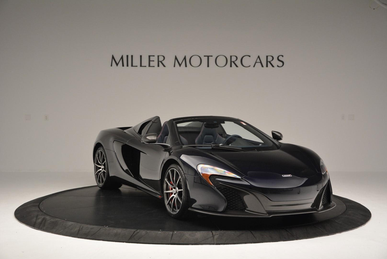 New 2016 McLaren 650S Spider  For Sale In Greenwich, CT. Alfa Romeo of Greenwich, MC217 78_p11
