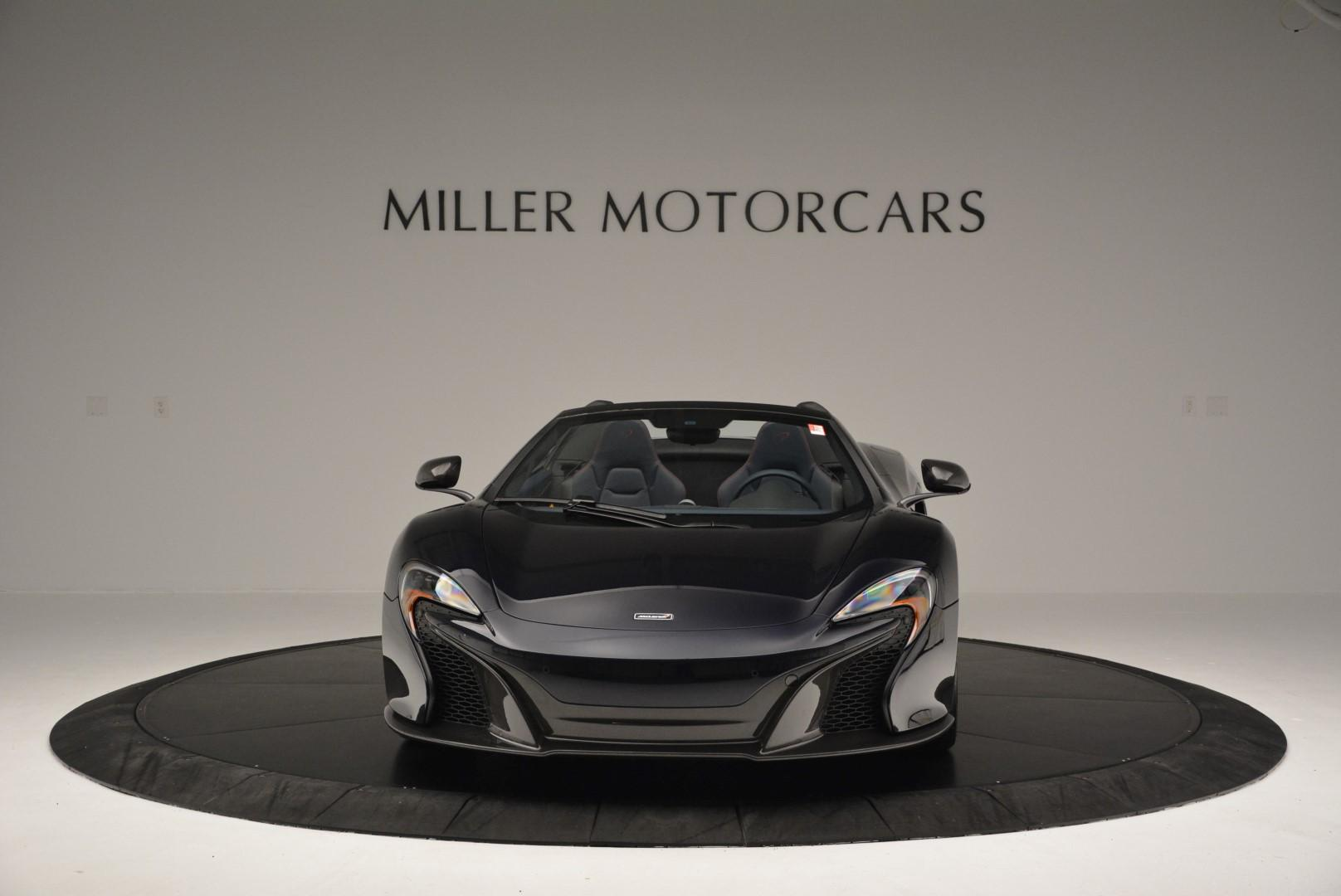 New 2016 McLaren 650S Spider  For Sale In Greenwich, CT. Alfa Romeo of Greenwich, MC217 78_p12