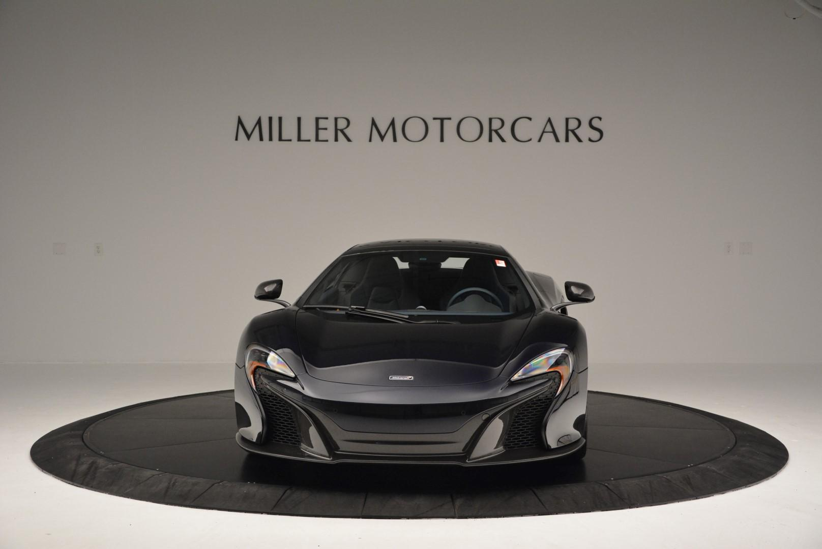 New 2016 McLaren 650S Spider  For Sale In Greenwich, CT. Alfa Romeo of Greenwich, MC217 78_p14
