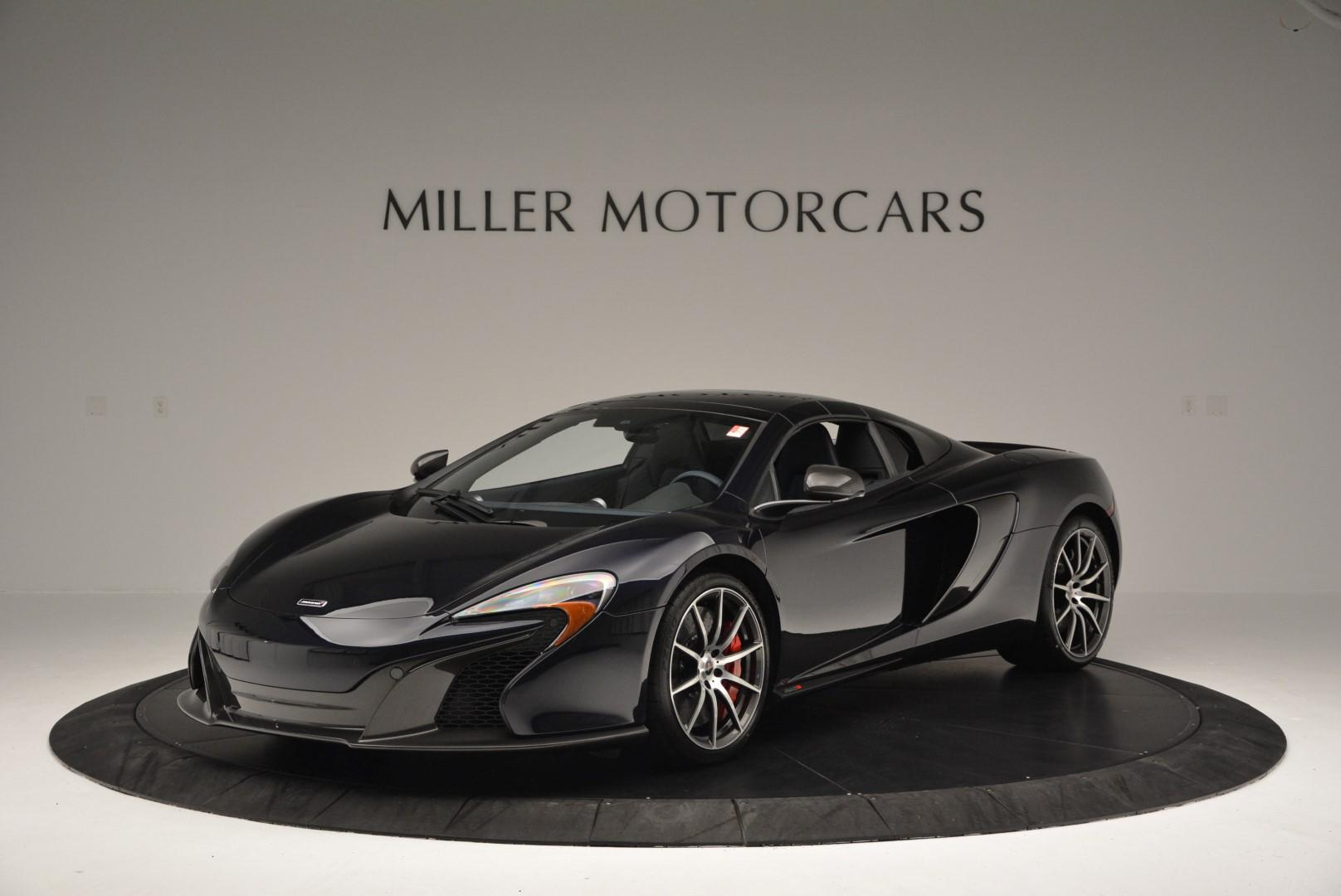 New 2016 McLaren 650S Spider  For Sale In Greenwich, CT. Alfa Romeo of Greenwich, MC217 78_p15