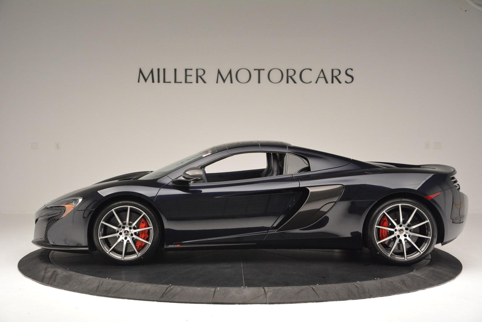 New 2016 McLaren 650S Spider  For Sale In Greenwich, CT. Alfa Romeo of Greenwich, MC217 78_p16