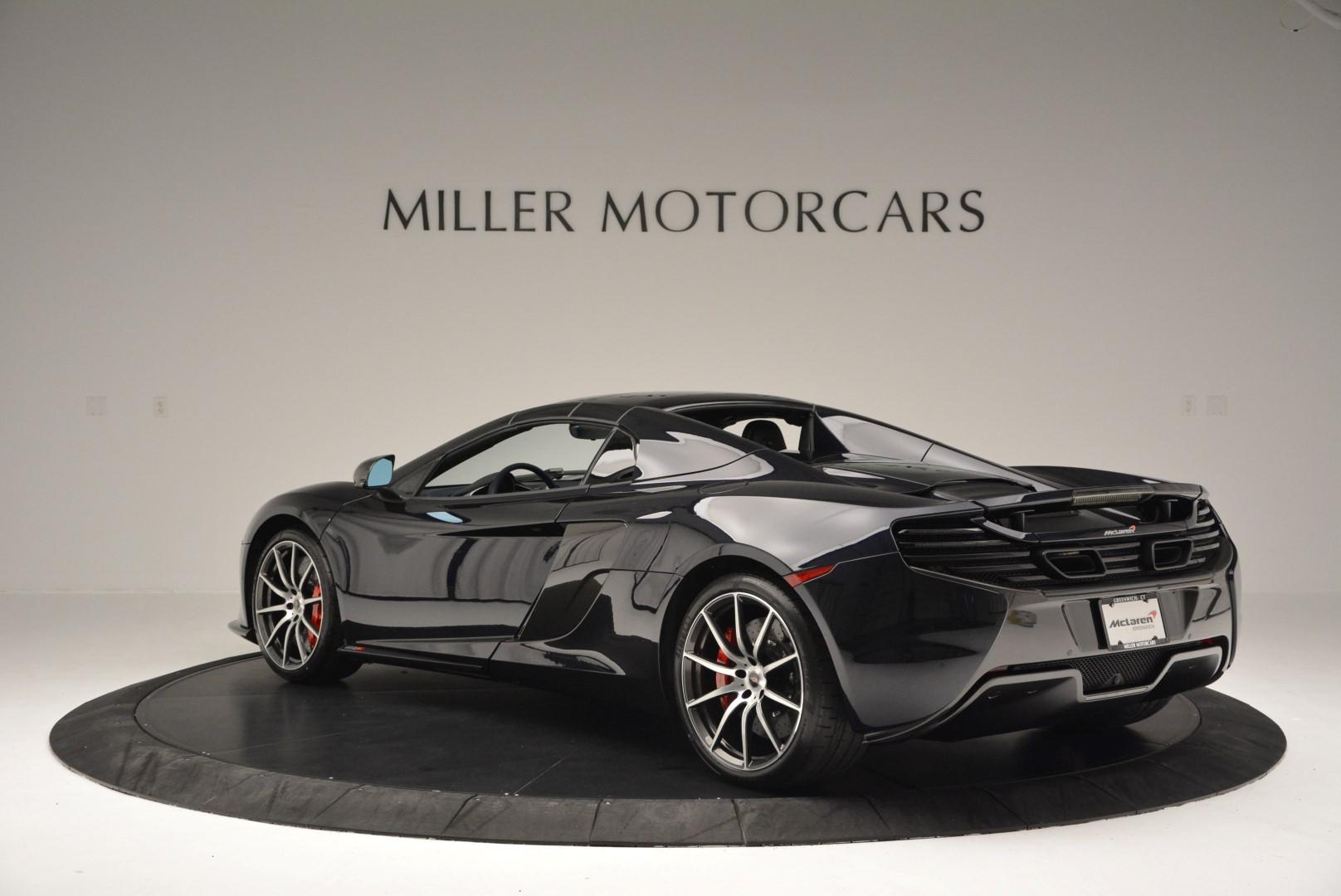 New 2016 McLaren 650S Spider  For Sale In Greenwich, CT. Alfa Romeo of Greenwich, MC217 78_p17