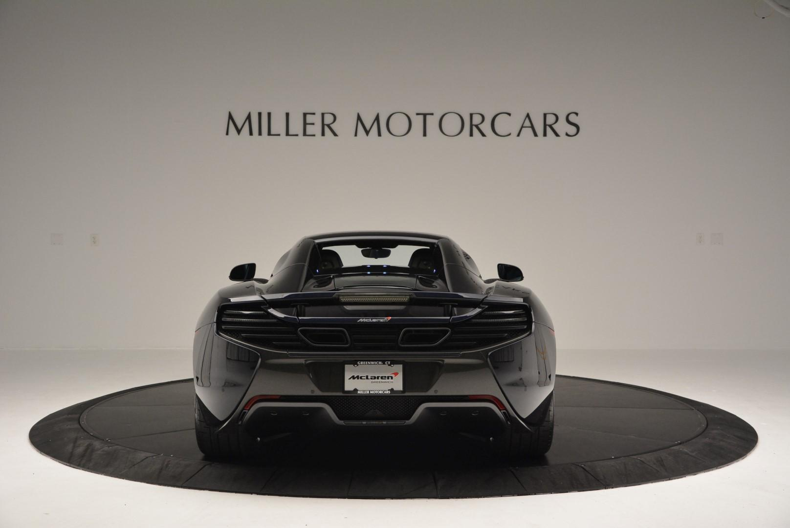 New 2016 McLaren 650S Spider  For Sale In Greenwich, CT. Alfa Romeo of Greenwich, MC217 78_p18
