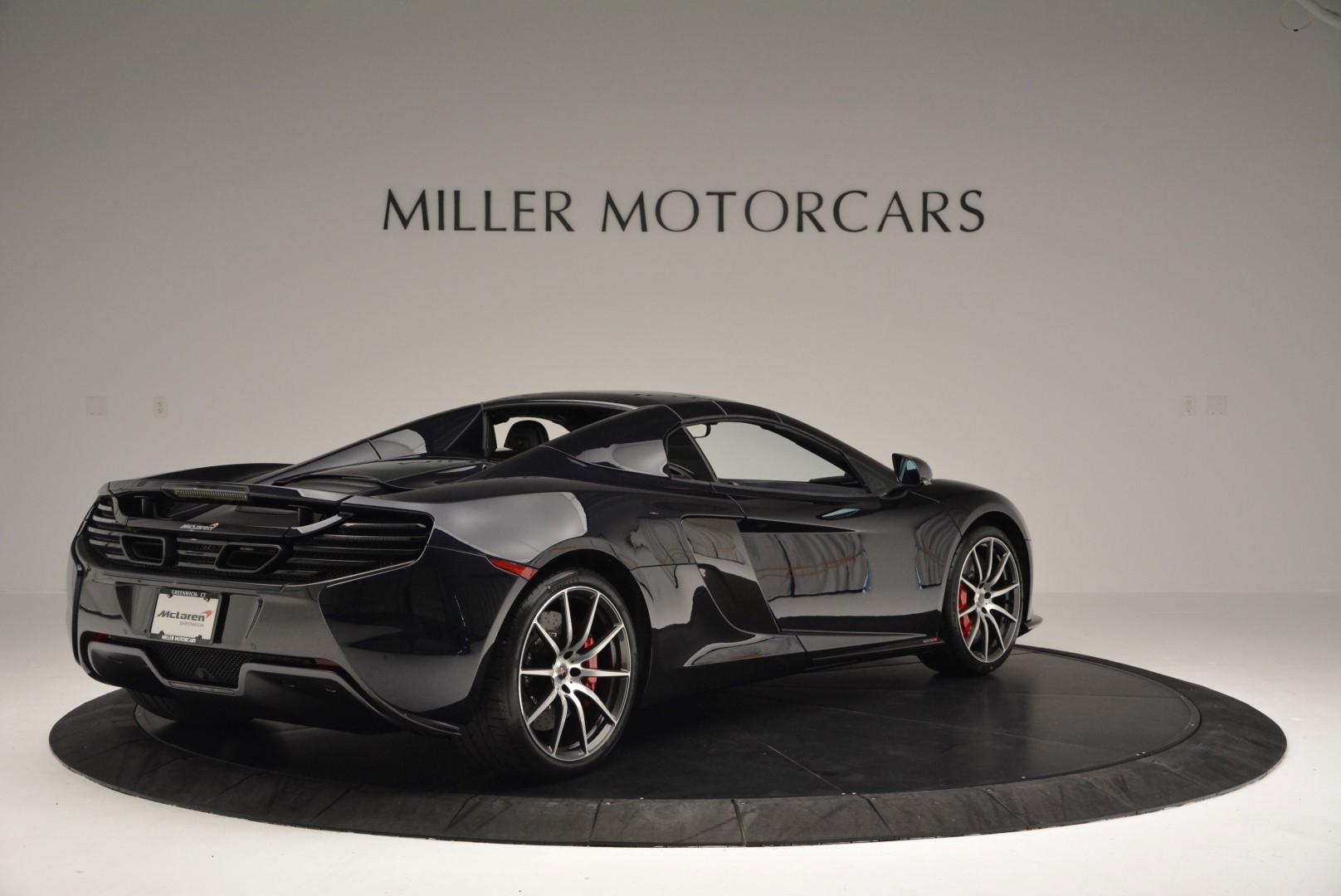 New 2016 McLaren 650S Spider  For Sale In Greenwich, CT. Alfa Romeo of Greenwich, MC217 78_p19