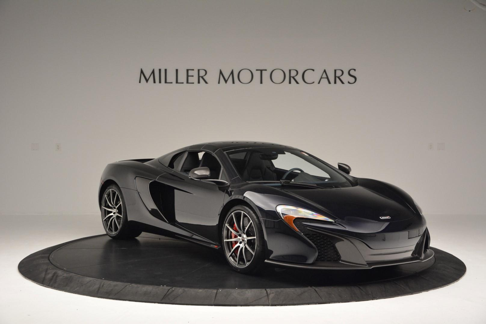 New 2016 McLaren 650S Spider  For Sale In Greenwich, CT. Alfa Romeo of Greenwich, MC217 78_p21