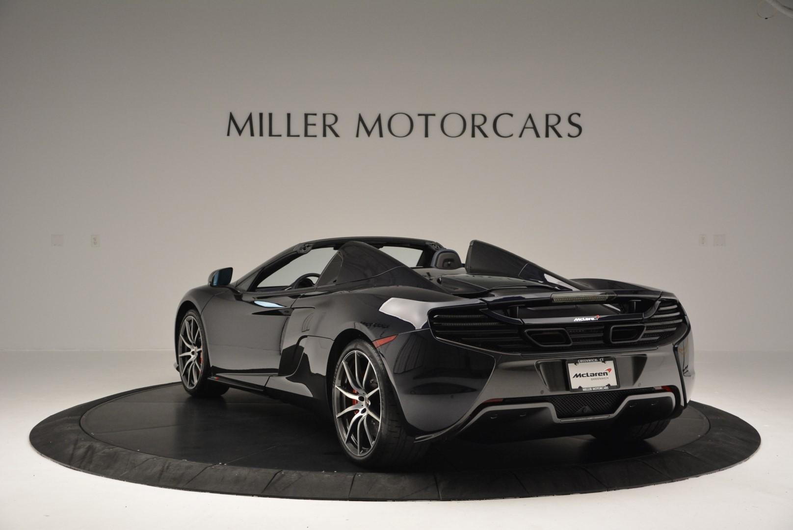 New 2016 McLaren 650S Spider  For Sale In Greenwich, CT. Alfa Romeo of Greenwich, MC217 78_p5