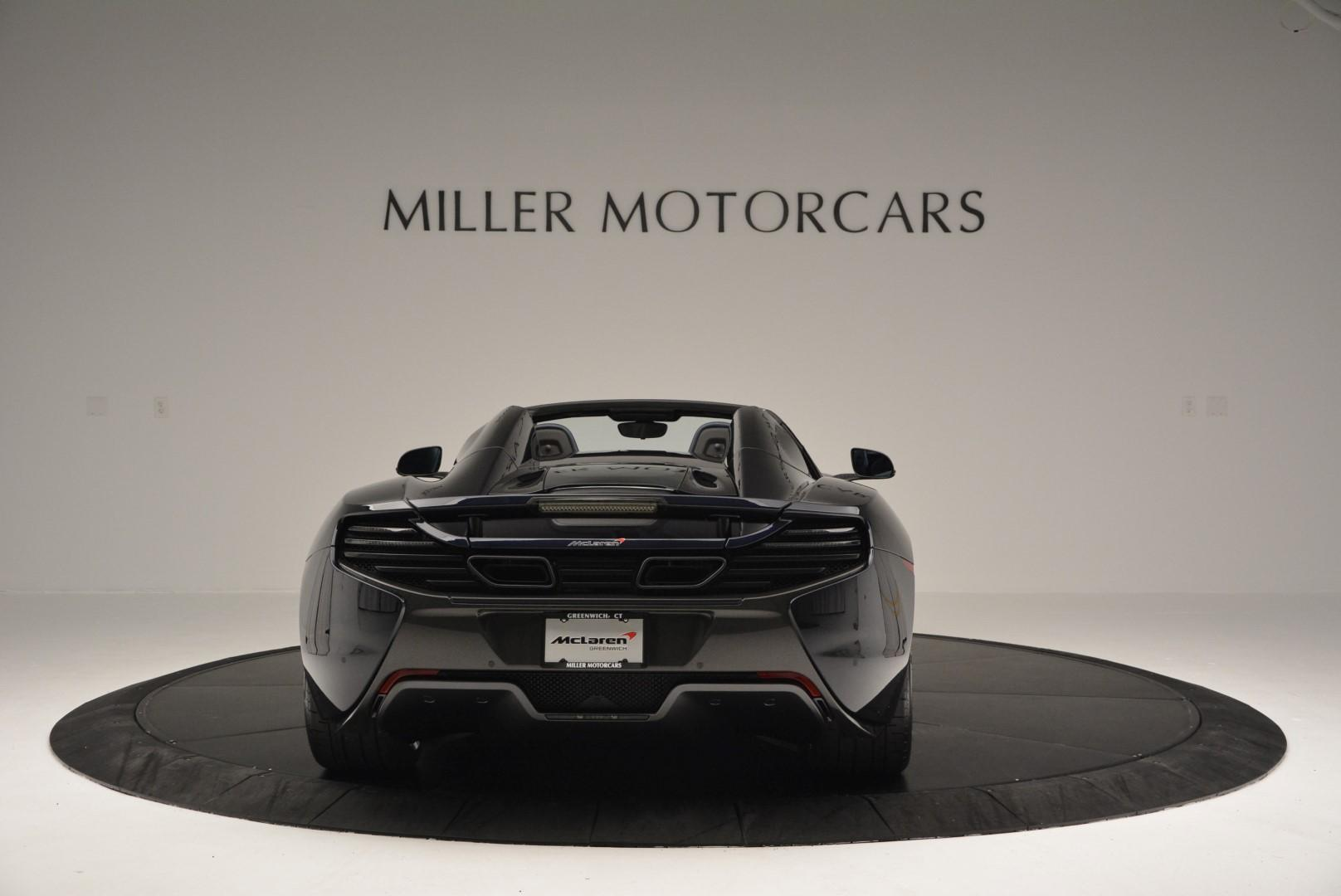 New 2016 McLaren 650S Spider  For Sale In Greenwich, CT. Alfa Romeo of Greenwich, MC217 78_p6