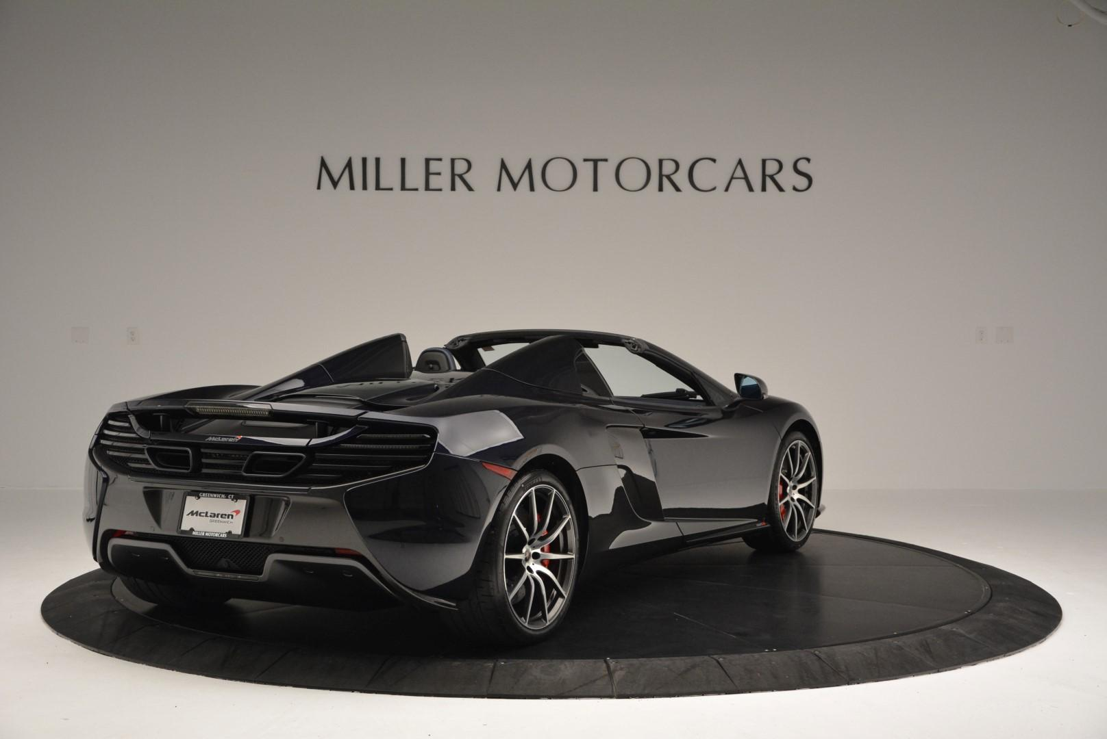 New 2016 McLaren 650S Spider  For Sale In Greenwich, CT. Alfa Romeo of Greenwich, MC217 78_p7