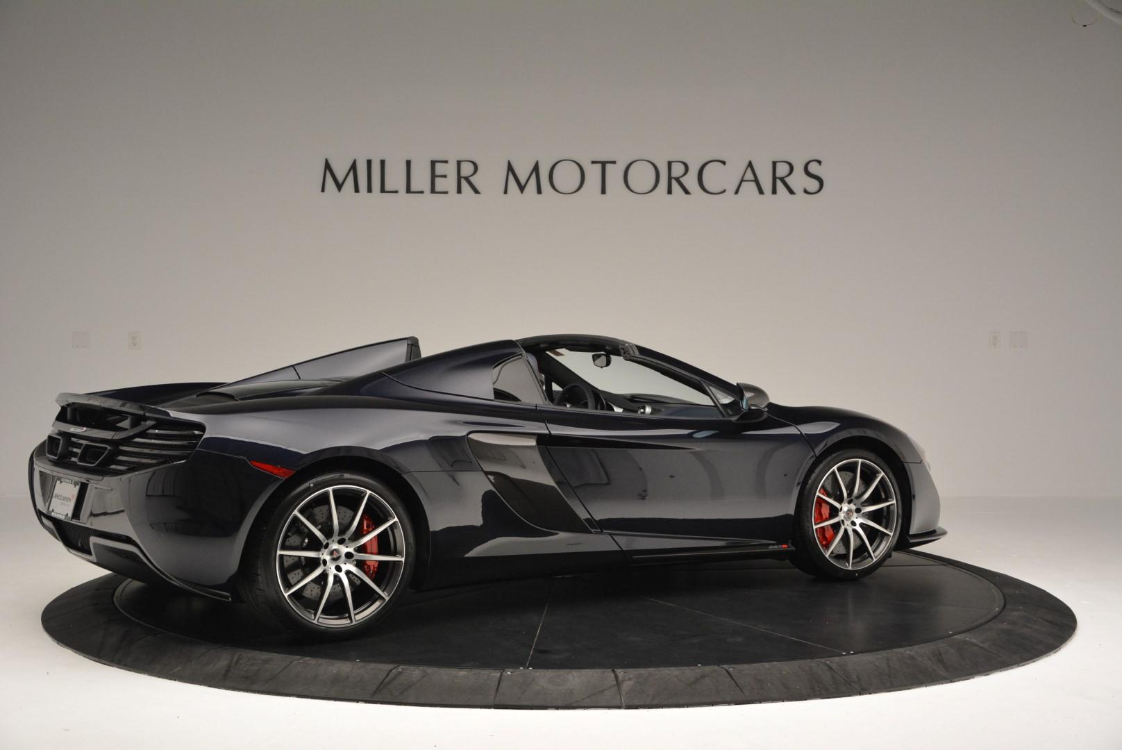 New 2016 McLaren 650S Spider  For Sale In Greenwich, CT. Alfa Romeo of Greenwich, MC217 78_p8