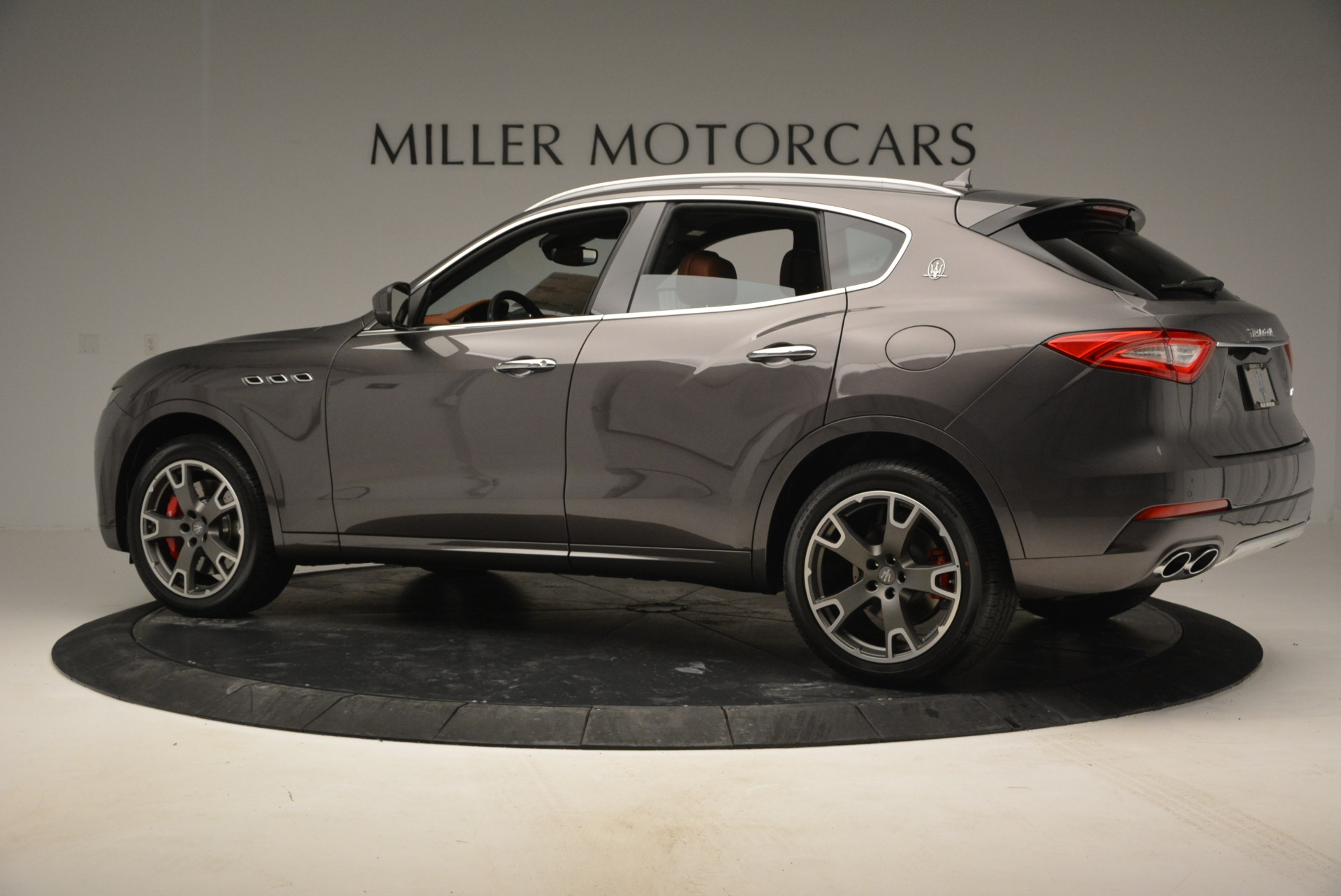 New 2017 Maserati Levante S For Sale In Greenwich, CT. Alfa Romeo of Greenwich, W383 781_p4