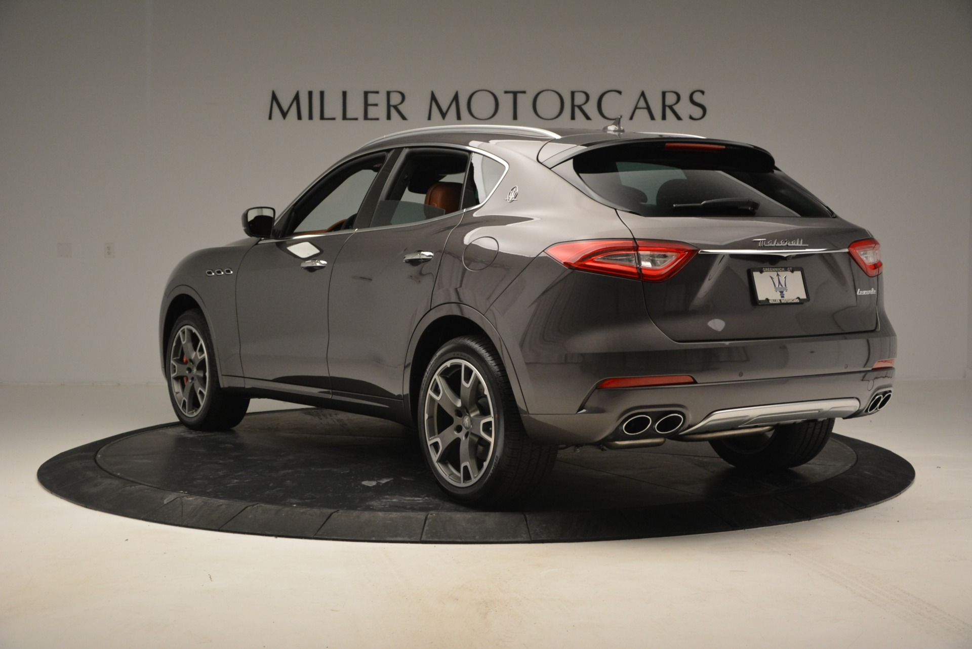 New 2017 Maserati Levante S For Sale In Greenwich, CT. Alfa Romeo of Greenwich, W383 781_p5