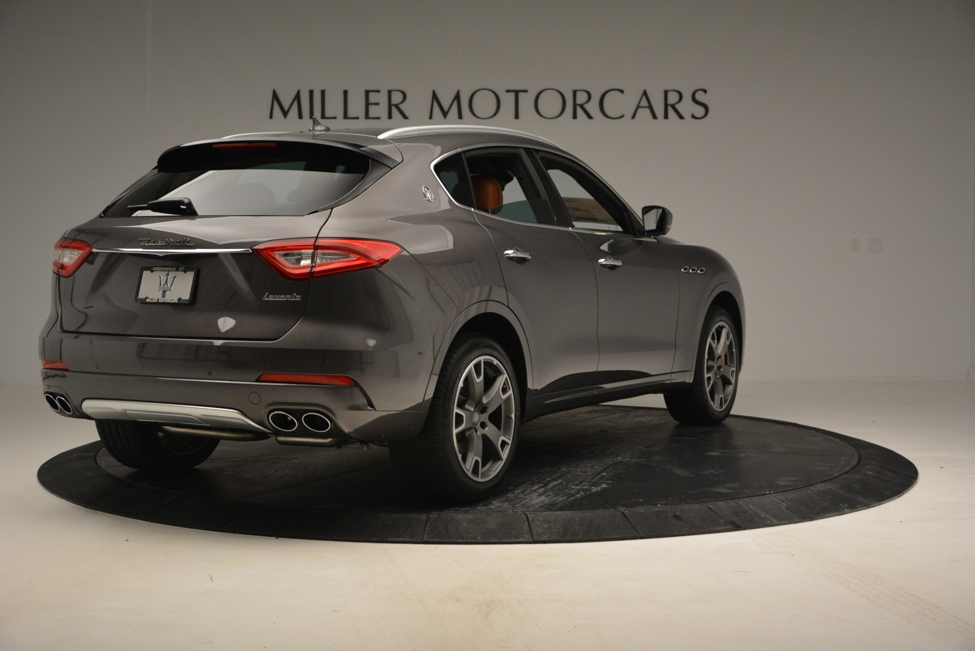 New 2017 Maserati Levante S For Sale In Greenwich, CT. Alfa Romeo of Greenwich, W383 781_p7