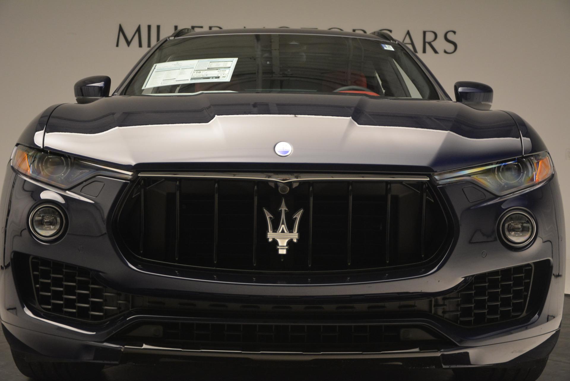 New 2017 Maserati Levante S For Sale In Greenwich, CT. Alfa Romeo of Greenwich, M1757 782_p13