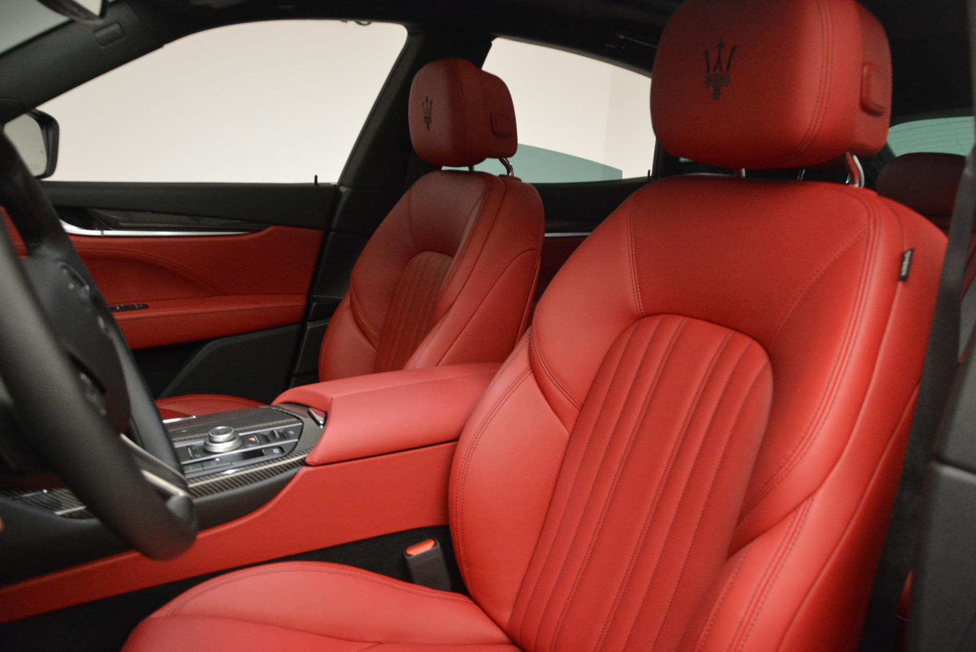 New 2017 Maserati Levante S For Sale In Greenwich, CT. Alfa Romeo of Greenwich, M1757 782_p17