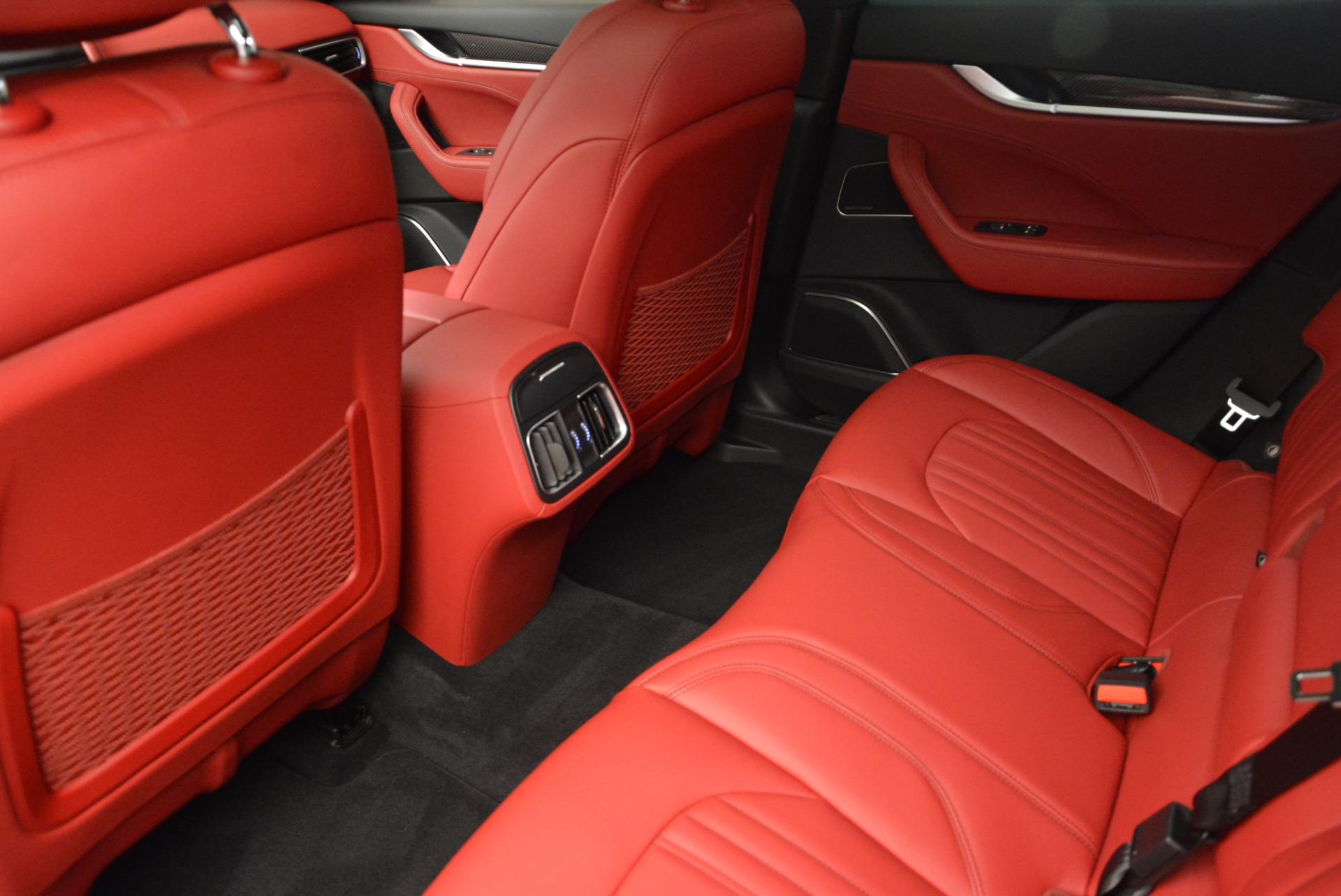 New 2017 Maserati Levante S For Sale In Greenwich, CT. Alfa Romeo of Greenwich, M1757 782_p19