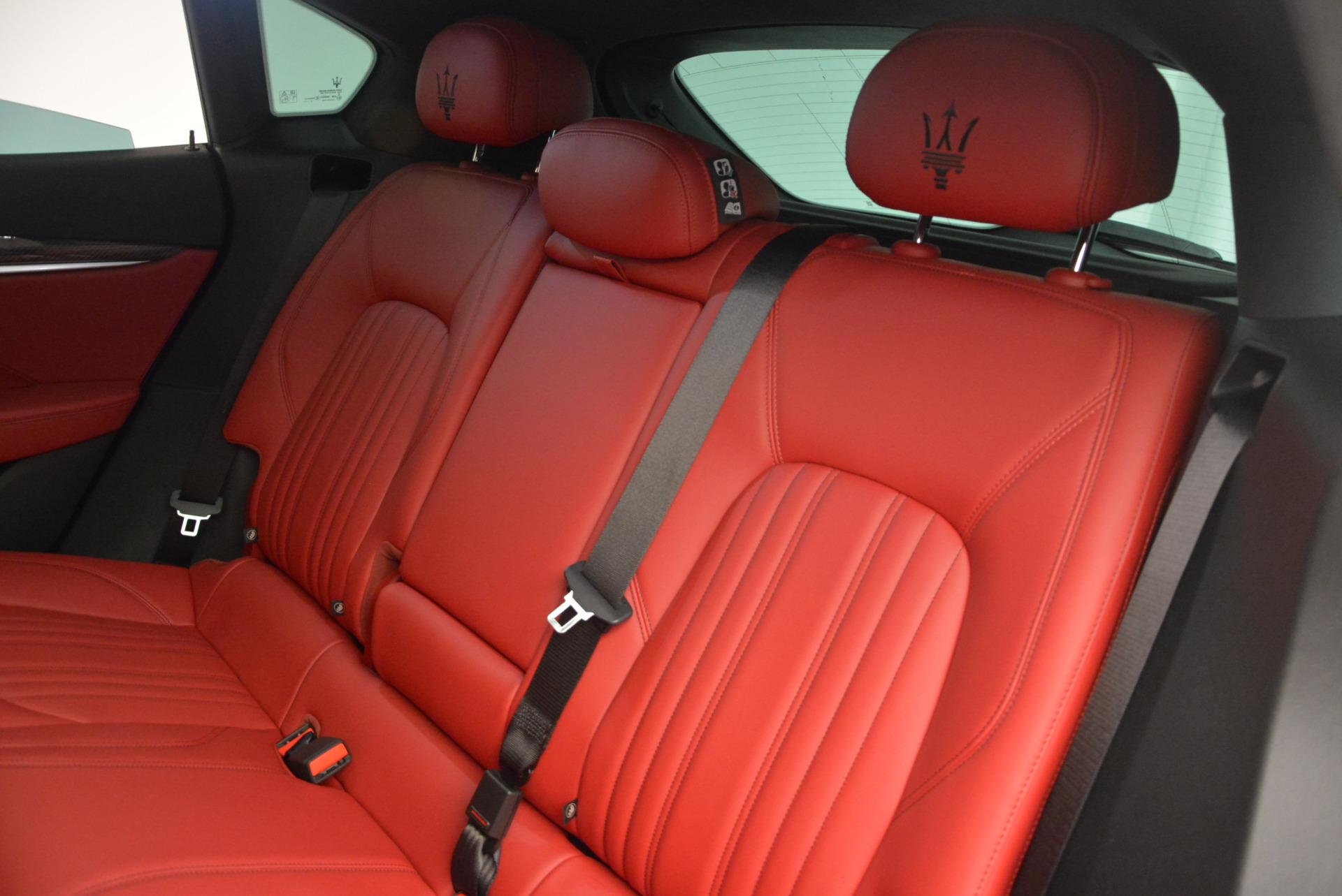 New 2017 Maserati Levante S For Sale In Greenwich, CT. Alfa Romeo of Greenwich, M1757 782_p21