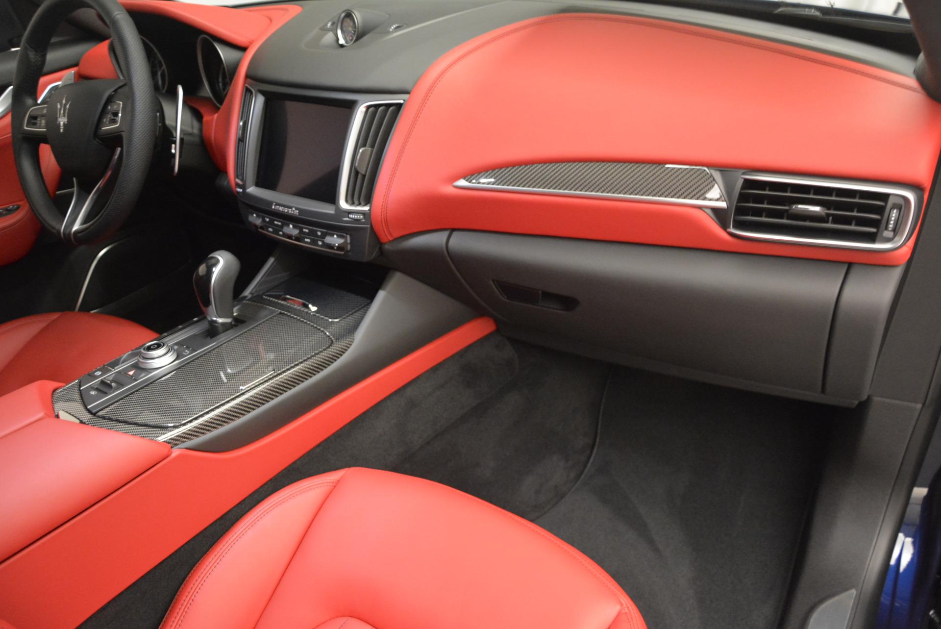 New 2017 Maserati Levante S For Sale In Greenwich, CT. Alfa Romeo of Greenwich, M1757 782_p22