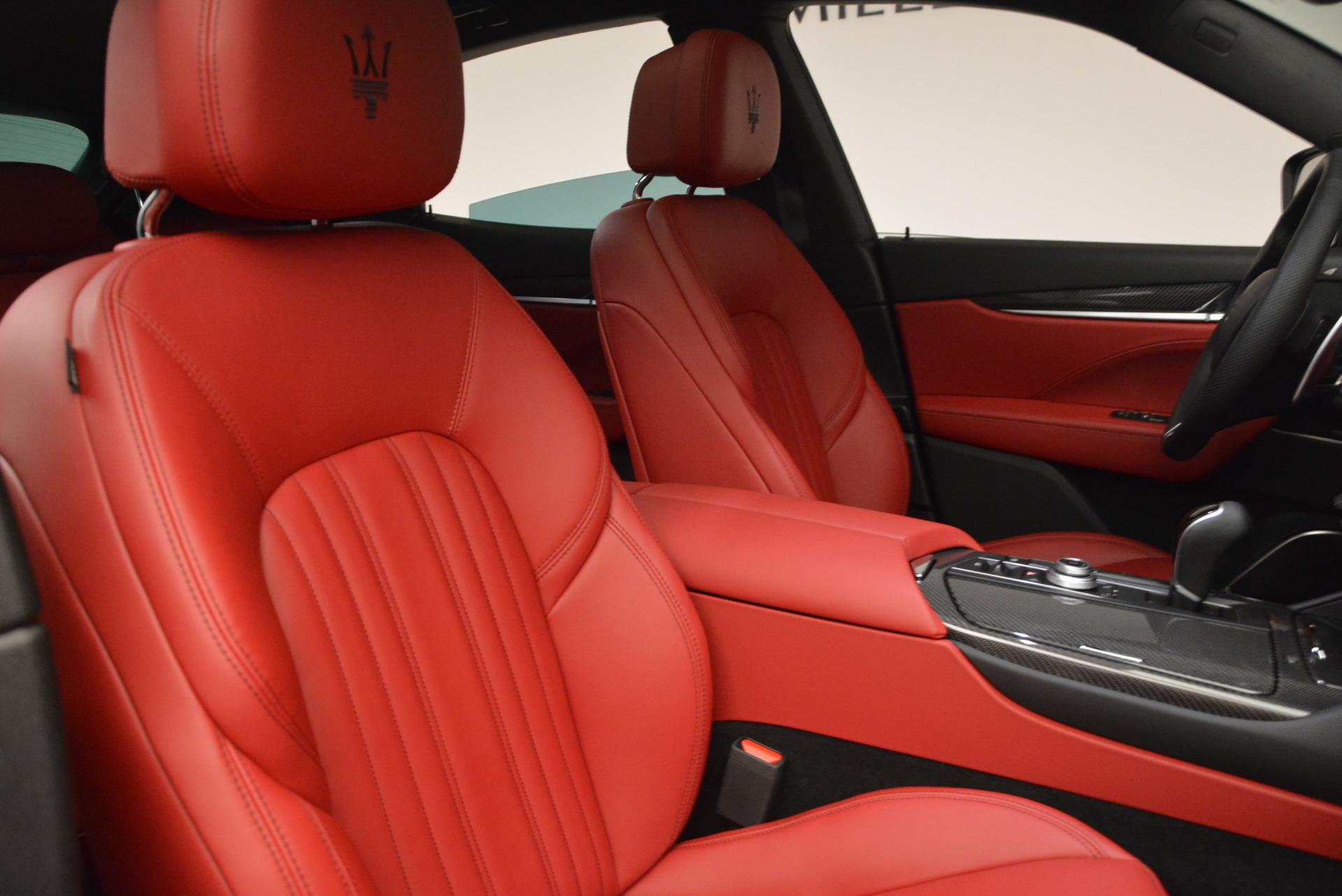 New 2017 Maserati Levante S For Sale In Greenwich, CT. Alfa Romeo of Greenwich, M1757 782_p24