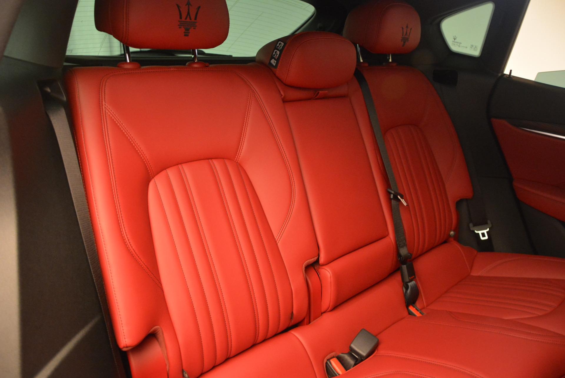 New 2017 Maserati Levante S For Sale In Greenwich, CT. Alfa Romeo of Greenwich, M1757 782_p27
