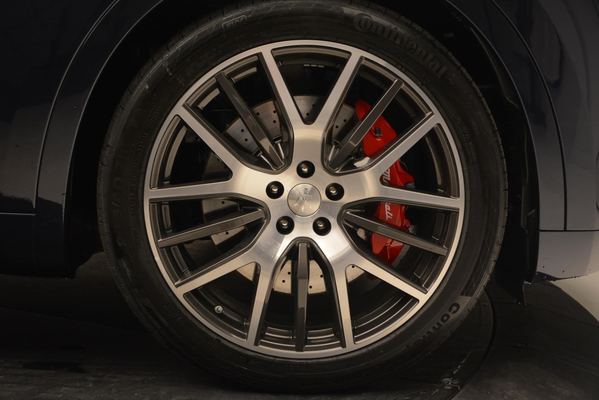New 2017 Maserati Levante S For Sale In Greenwich, CT. Alfa Romeo of Greenwich, M1757 782_p28