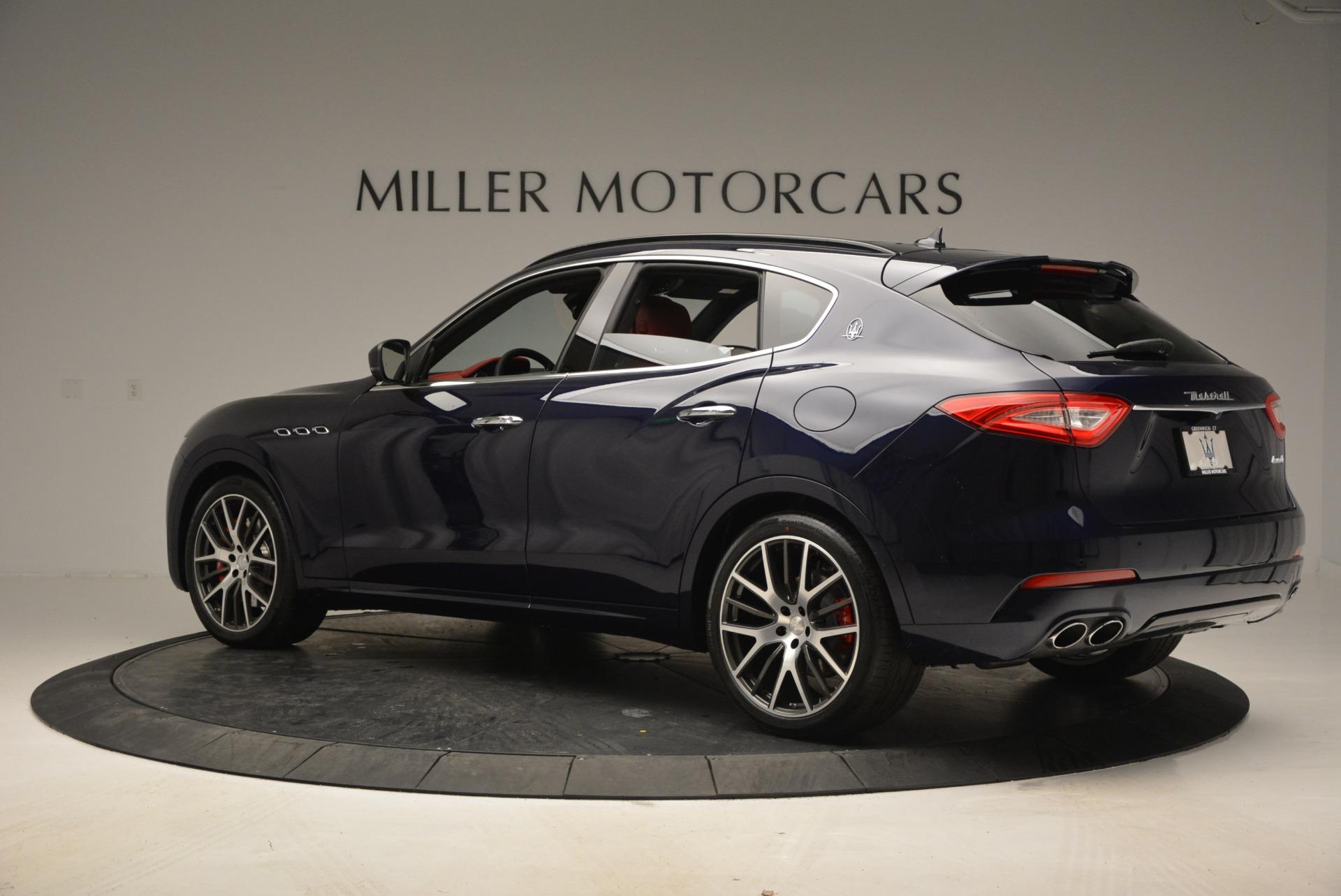New 2017 Maserati Levante S For Sale In Greenwich, CT. Alfa Romeo of Greenwich, M1757 782_p4