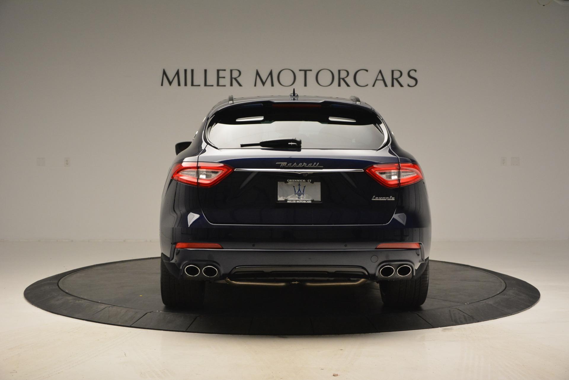 New 2017 Maserati Levante S For Sale In Greenwich, CT. Alfa Romeo of Greenwich, M1757 782_p6