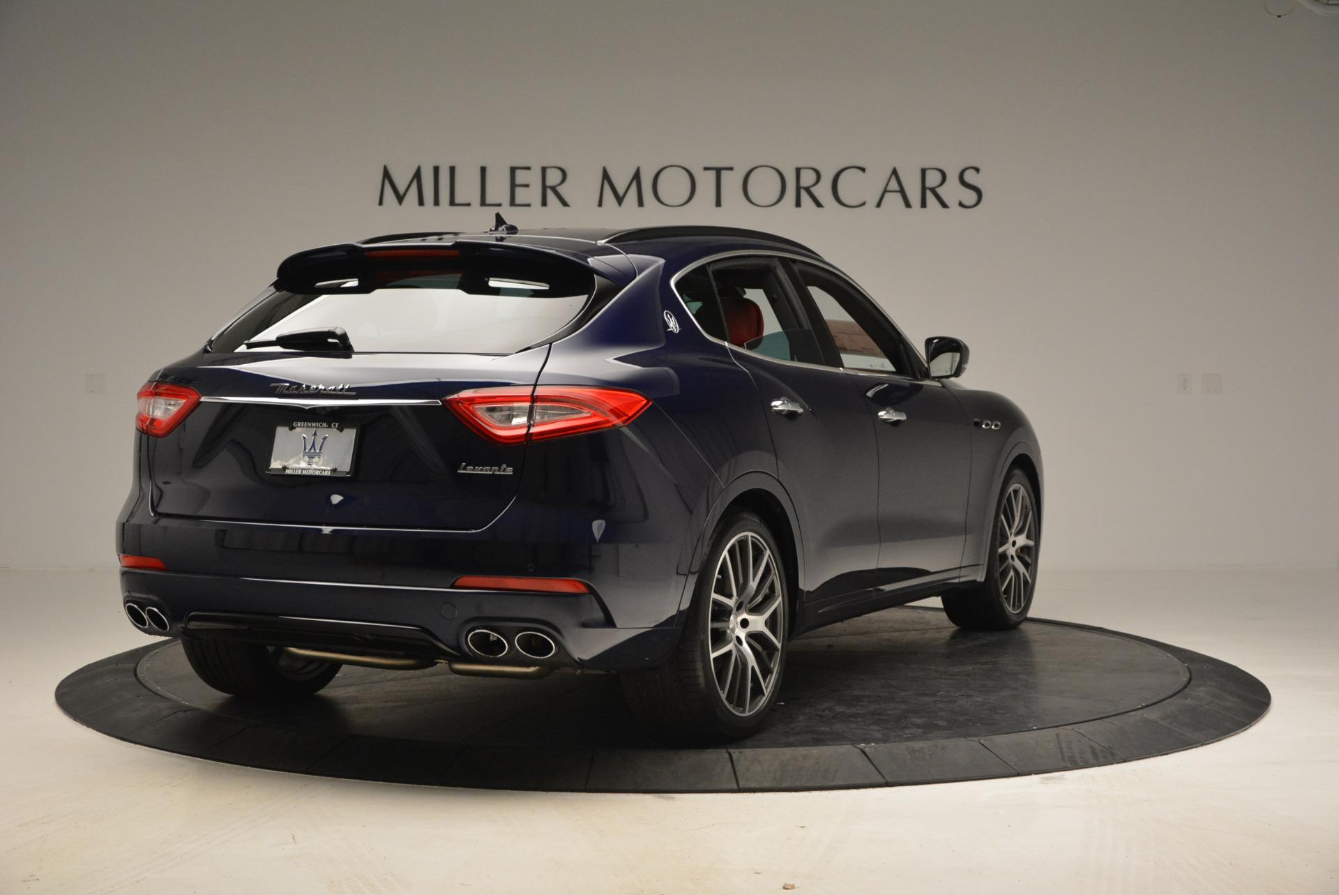 New 2017 Maserati Levante S For Sale In Greenwich, CT. Alfa Romeo of Greenwich, M1757 782_p7