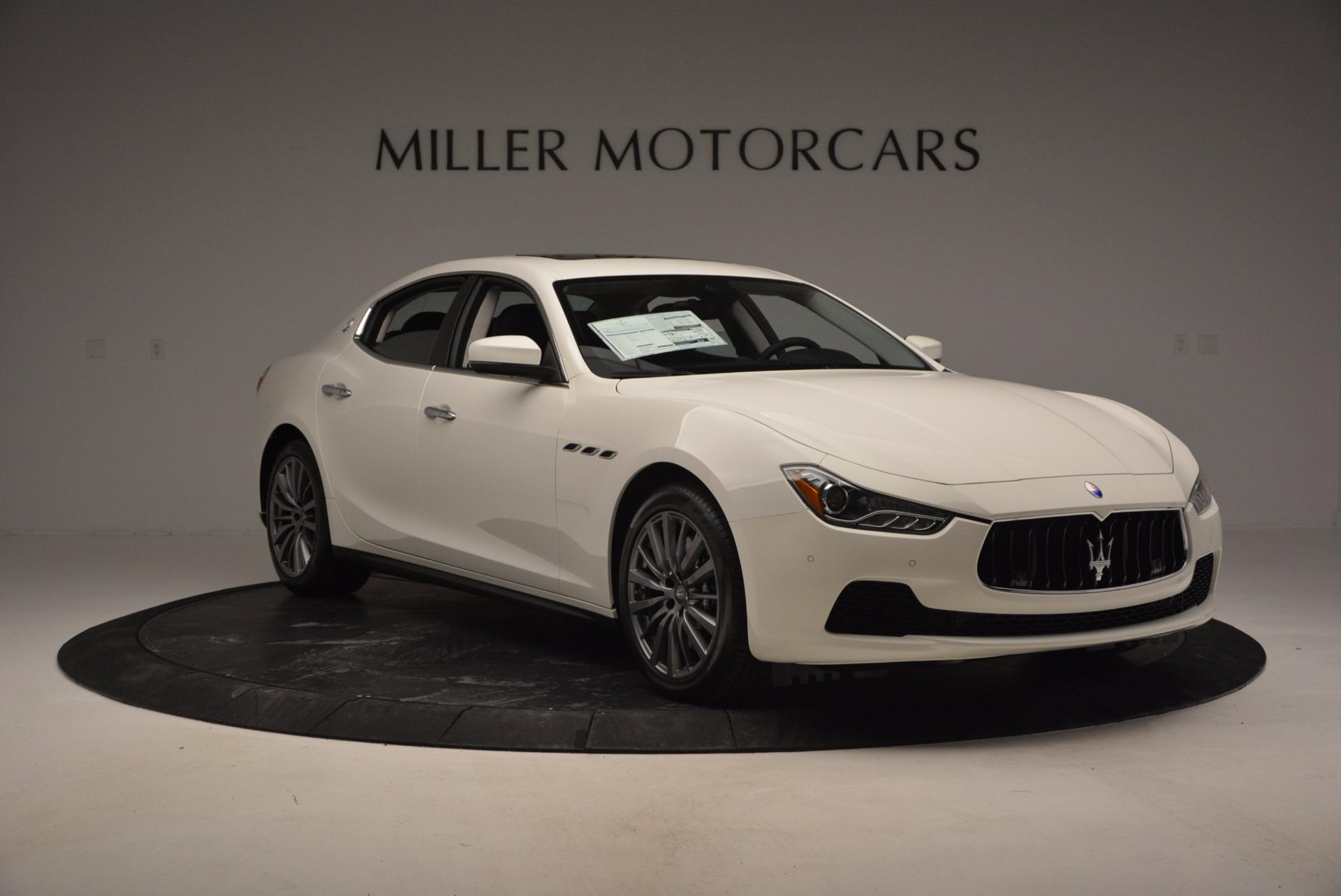 Used 2017 Maserati Ghibli S Q4 Ex-Loaner For Sale In Greenwich, CT. Alfa Romeo of Greenwich, M1756 783_p11