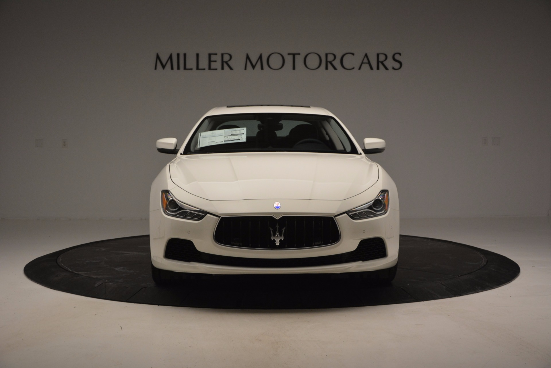 Used 2017 Maserati Ghibli S Q4 Ex-Loaner For Sale In Greenwich, CT. Alfa Romeo of Greenwich, M1756 783_p12