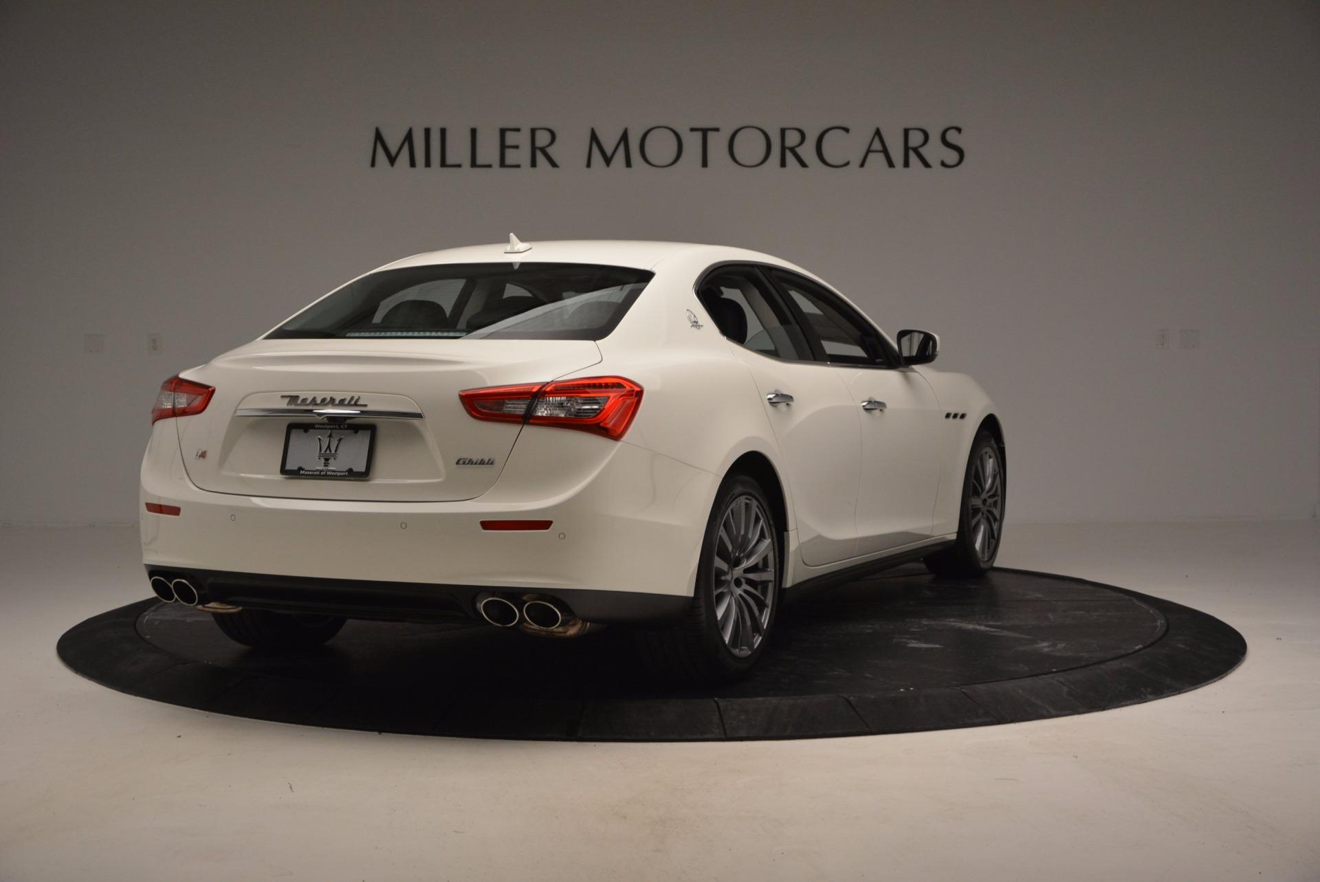 Used 2017 Maserati Ghibli S Q4 Ex-Loaner For Sale In Greenwich, CT. Alfa Romeo of Greenwich, M1756 783_p7