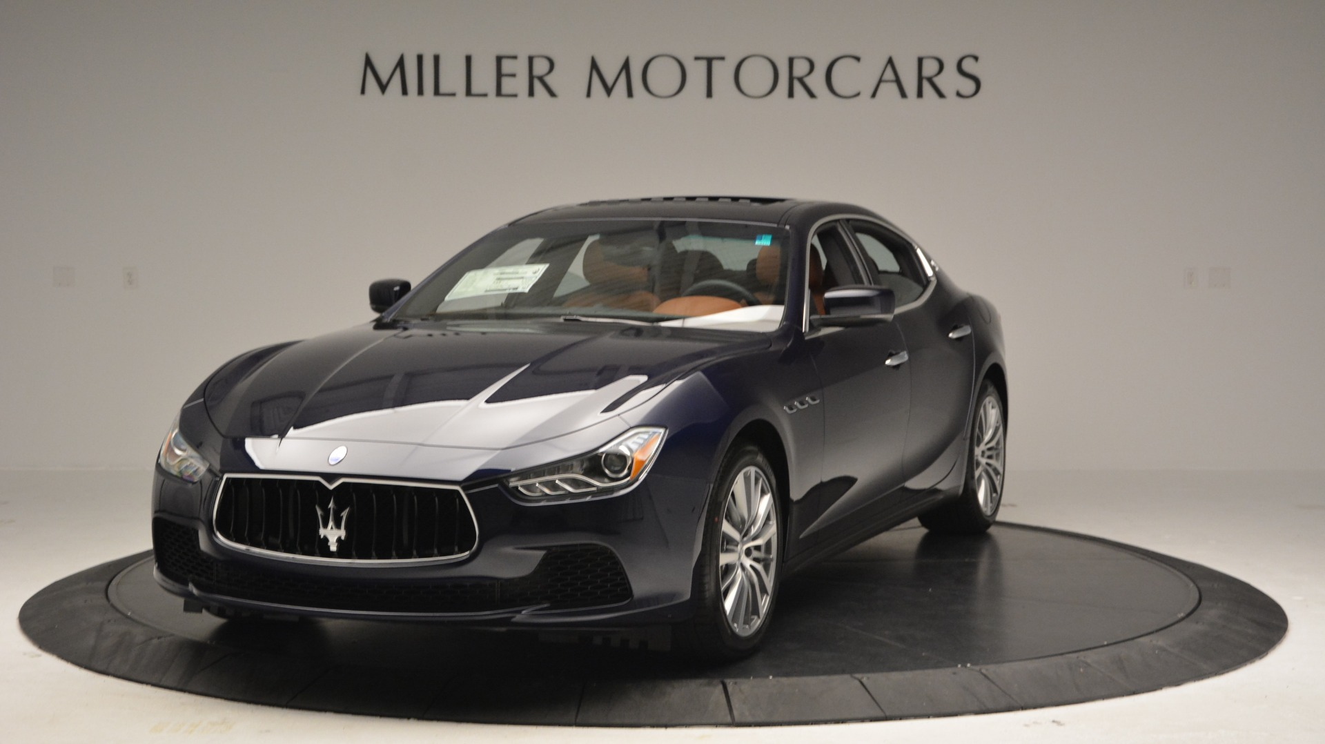New 2017 Maserati Ghibli S Q4 For Sale In Greenwich, CT. Alfa Romeo of Greenwich, W388