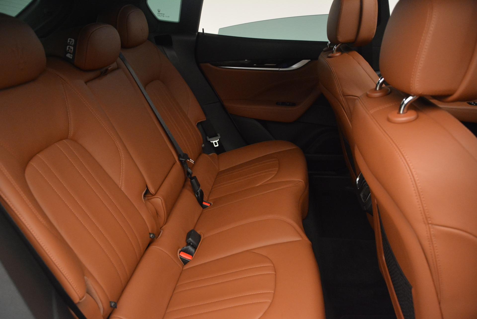 New 2017 Maserati Levante  For Sale In Greenwich, CT. Alfa Romeo of Greenwich, M1758 785_p18