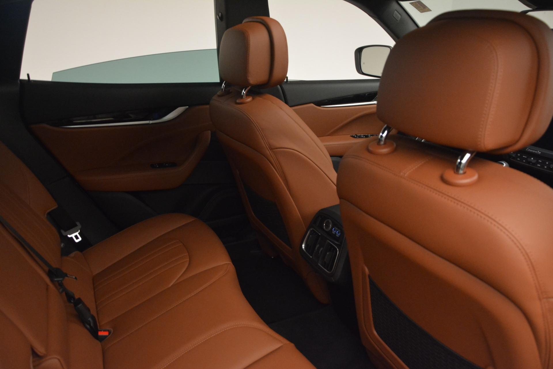 New 2017 Maserati Levante  For Sale In Greenwich, CT. Alfa Romeo of Greenwich, M1758 785_p19