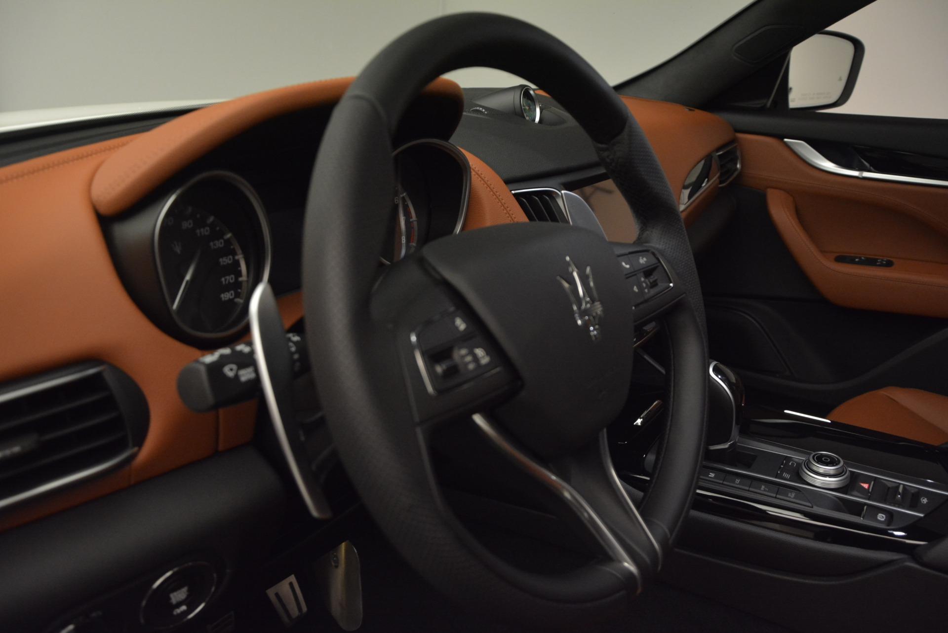 New 2017 Maserati Levante  For Sale In Greenwich, CT. Alfa Romeo of Greenwich, M1758 785_p22