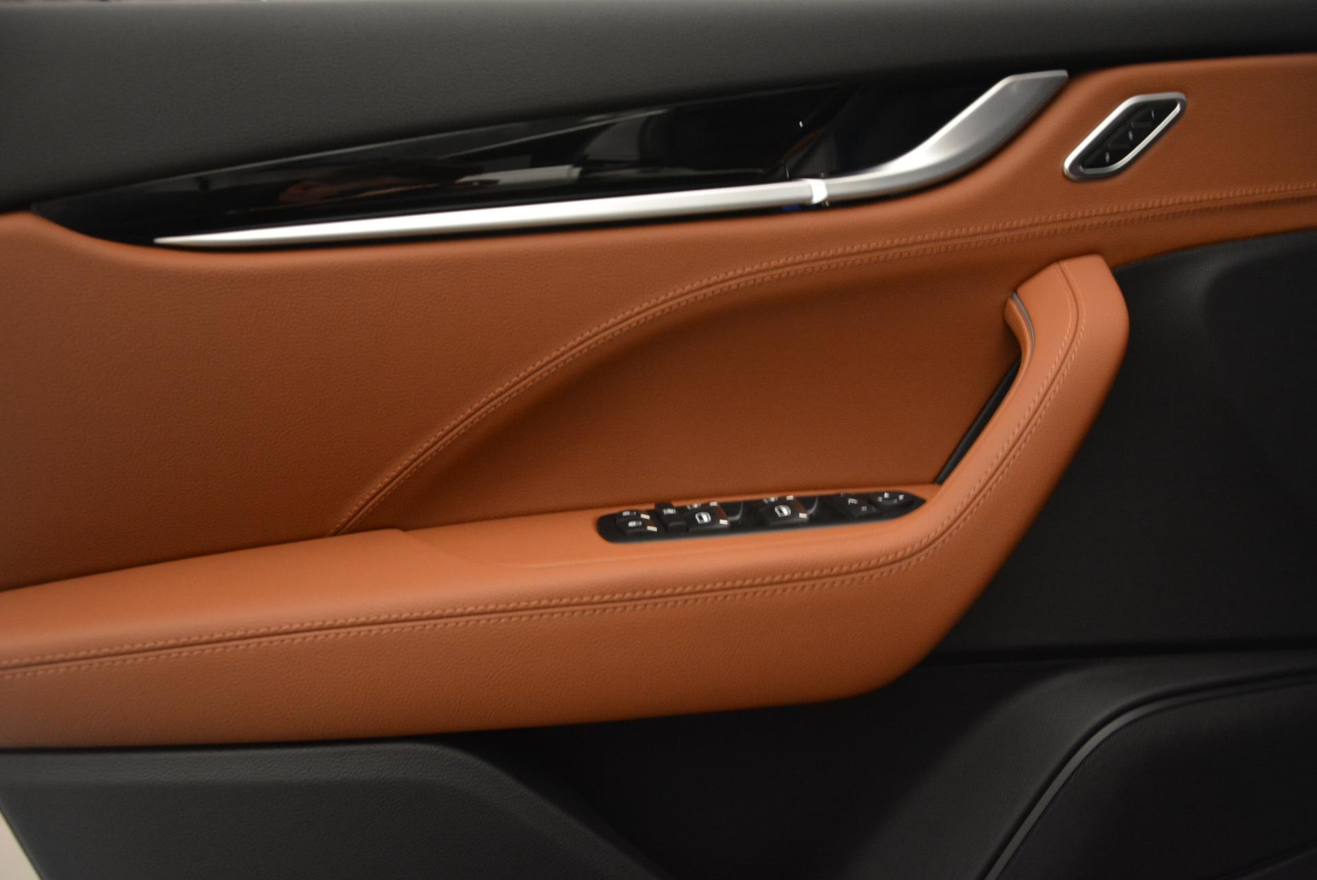 New 2017 Maserati Levante  For Sale In Greenwich, CT. Alfa Romeo of Greenwich, M1758 785_p24
