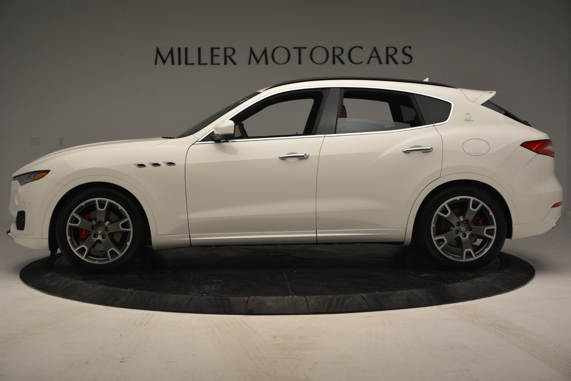 New 2017 Maserati Levante  For Sale In Greenwich, CT. Alfa Romeo of Greenwich, M1758 785_p3