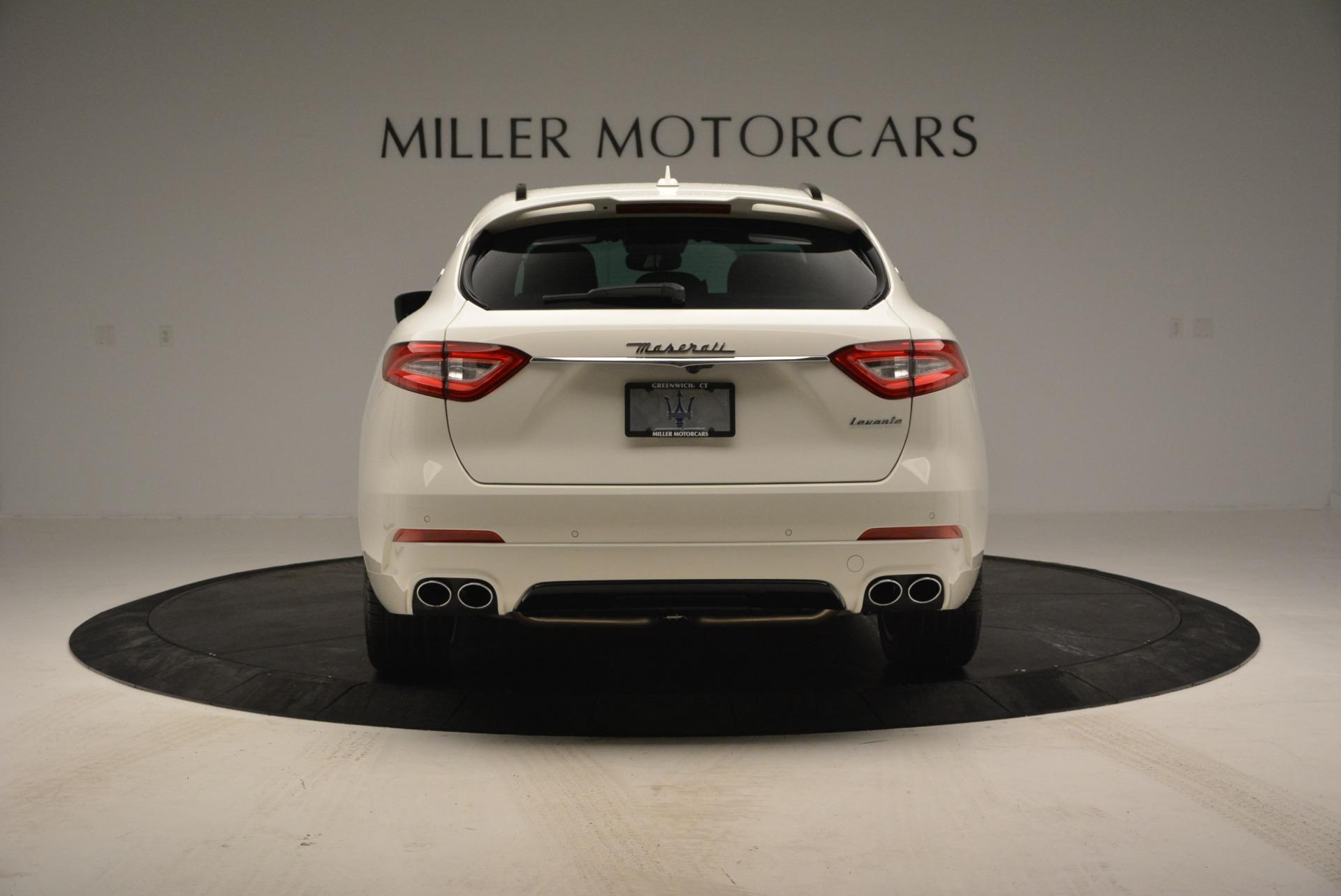 New 2017 Maserati Levante  For Sale In Greenwich, CT. Alfa Romeo of Greenwich, M1758 785_p6