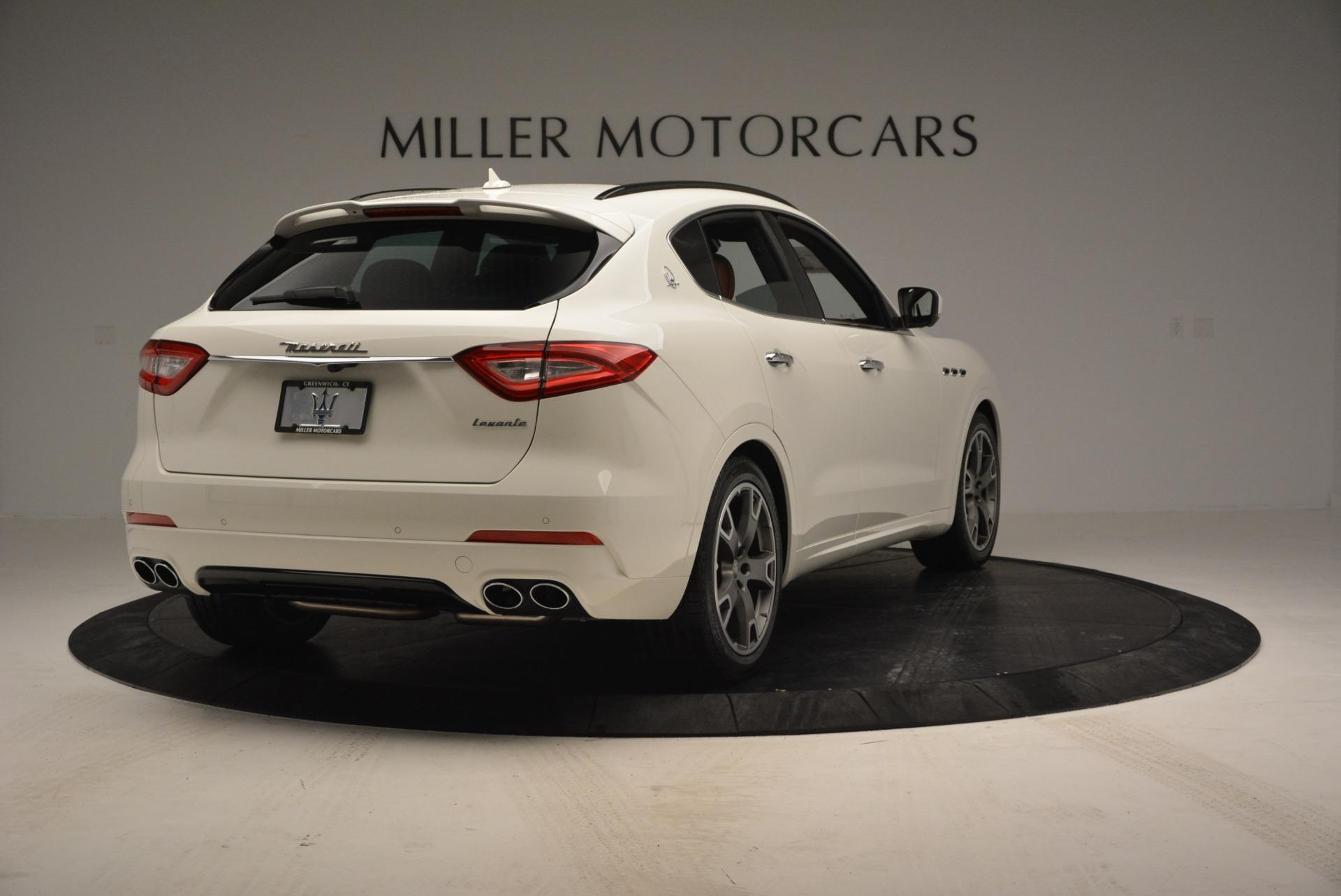 New 2017 Maserati Levante  For Sale In Greenwich, CT. Alfa Romeo of Greenwich, M1758 785_p7