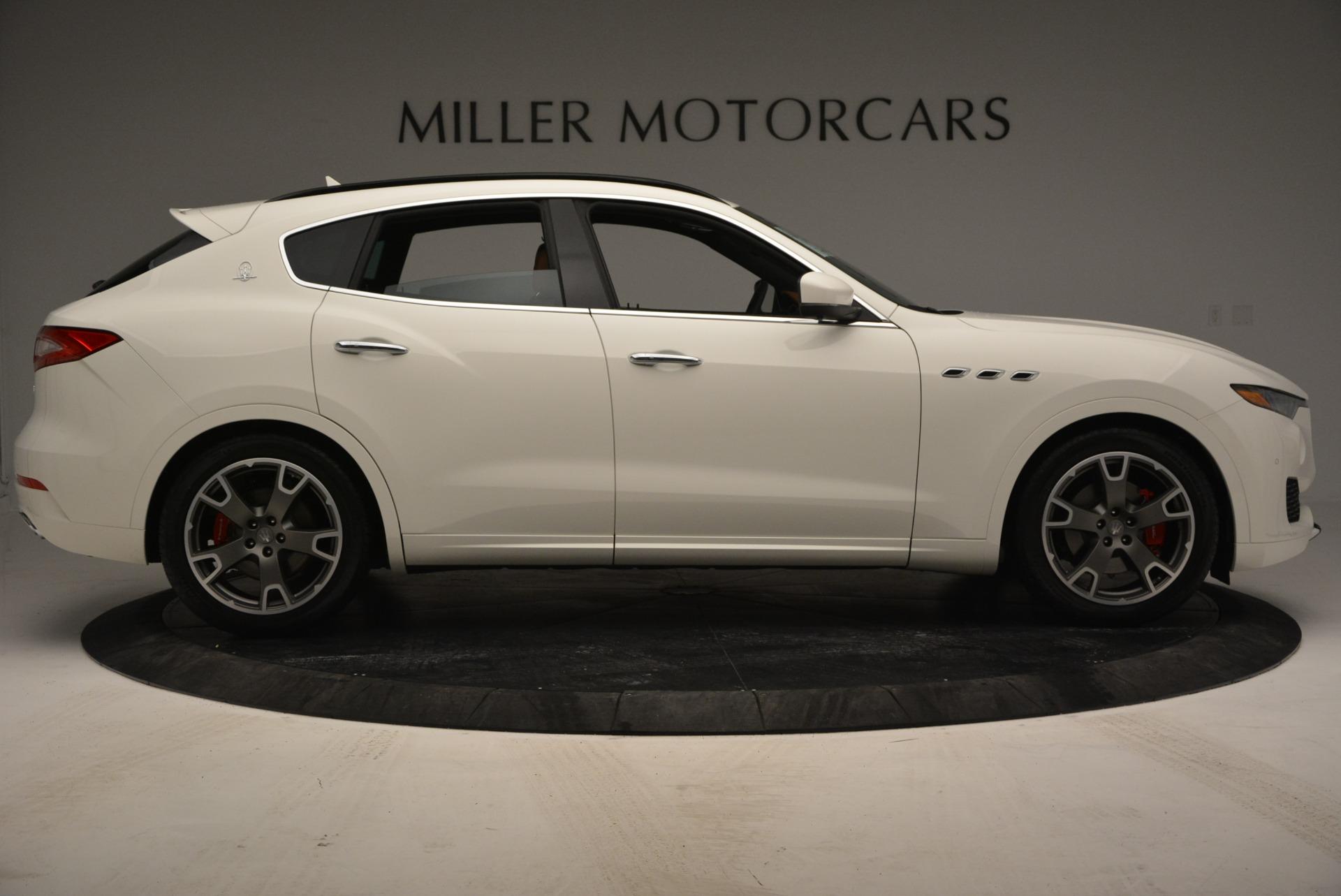 New 2017 Maserati Levante  For Sale In Greenwich, CT. Alfa Romeo of Greenwich, M1758 785_p9