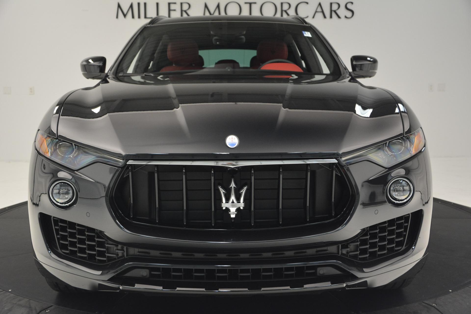 New 2017 Maserati Levante S For Sale In Greenwich, CT. Alfa Romeo of Greenwich, M1763 787_p13